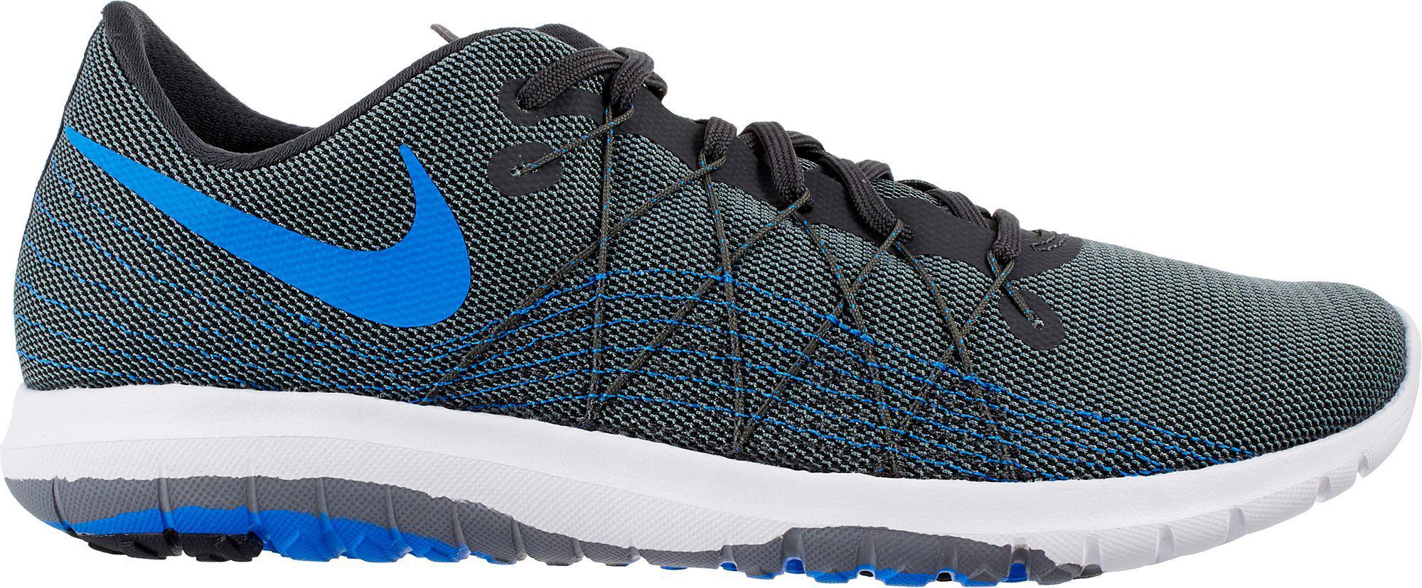 the best attitude a6b8d cf65e Men's Gray Flex Fury 2 Running Shoes