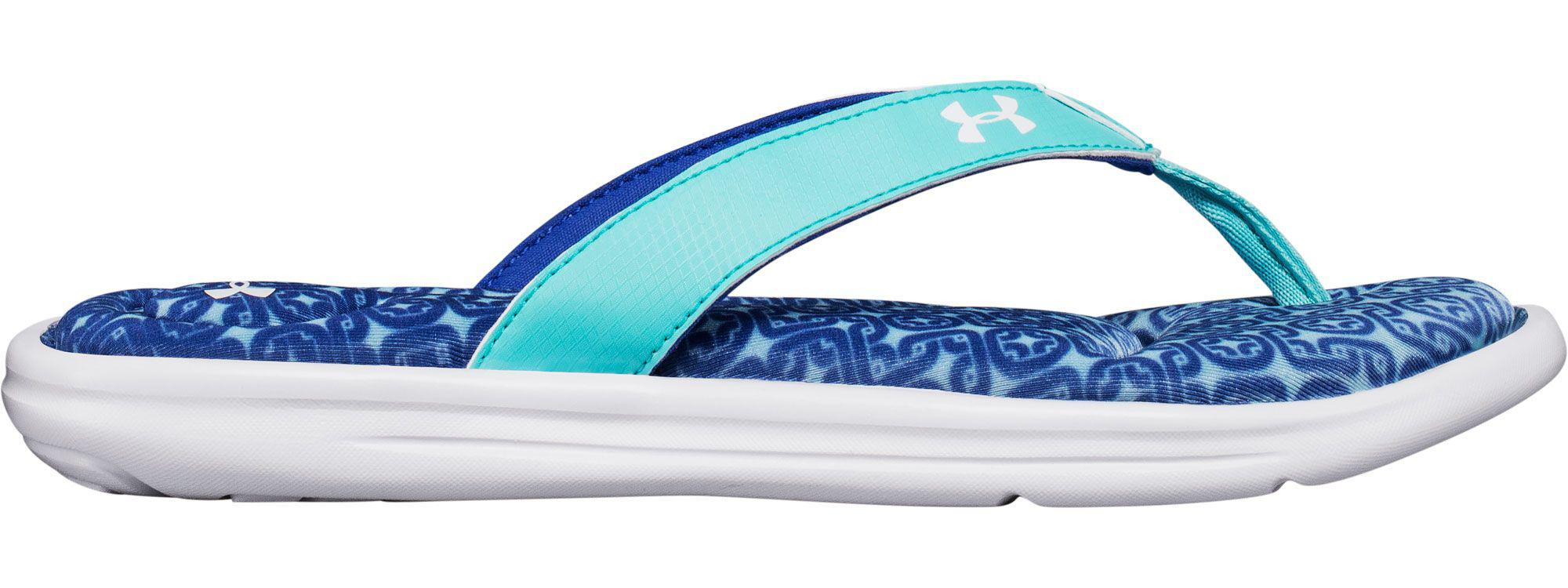 Under Armour Women's Marbella Oval VI Thong Slip-On Sandals kFVyjr7W