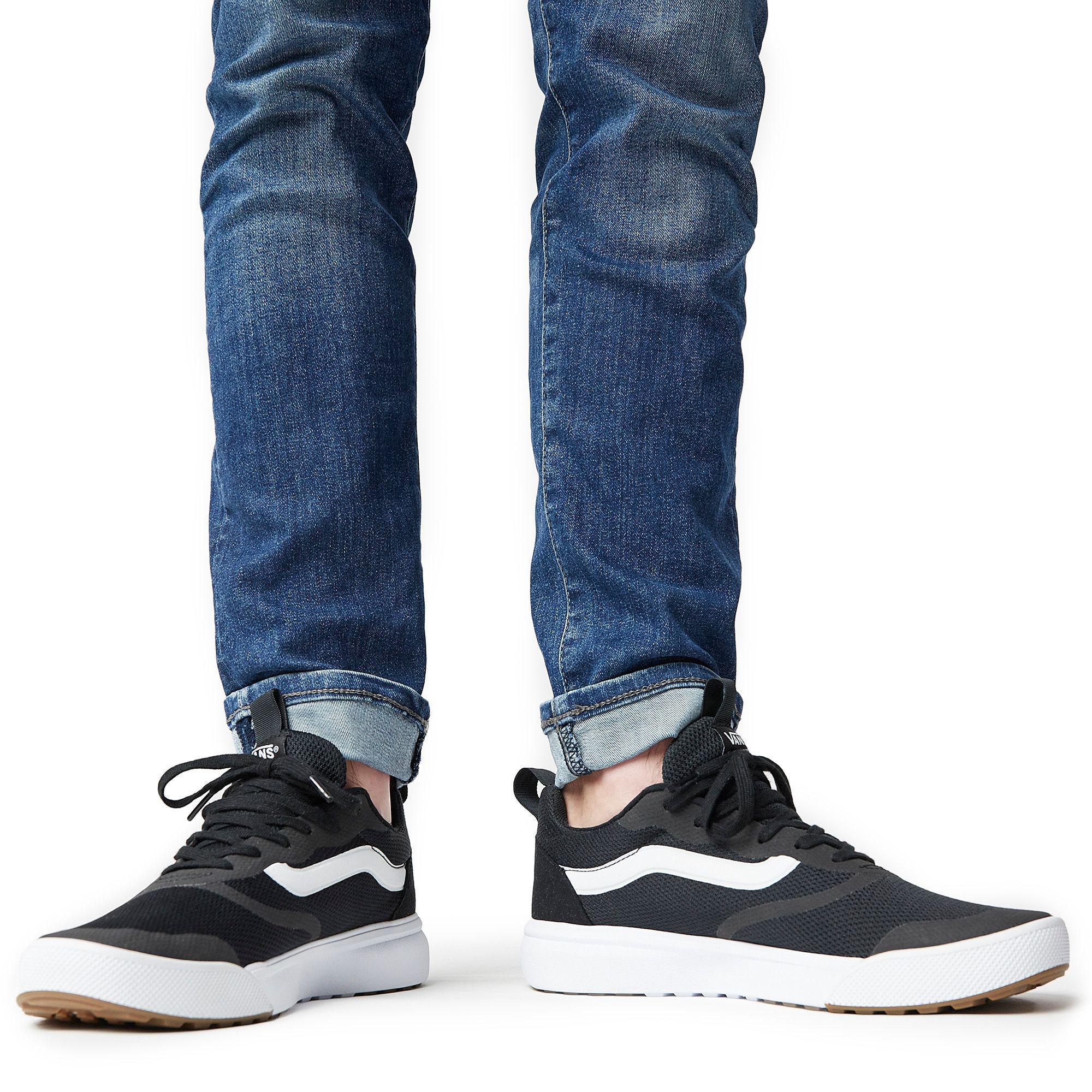 Ultrarange Rapidweld Vans For Shoes Men Black Flc1TKJ