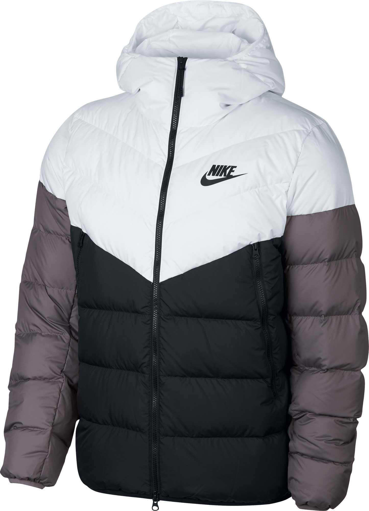 Nike Sportswear Windrunner Jacket BlackBlackBlackWhite