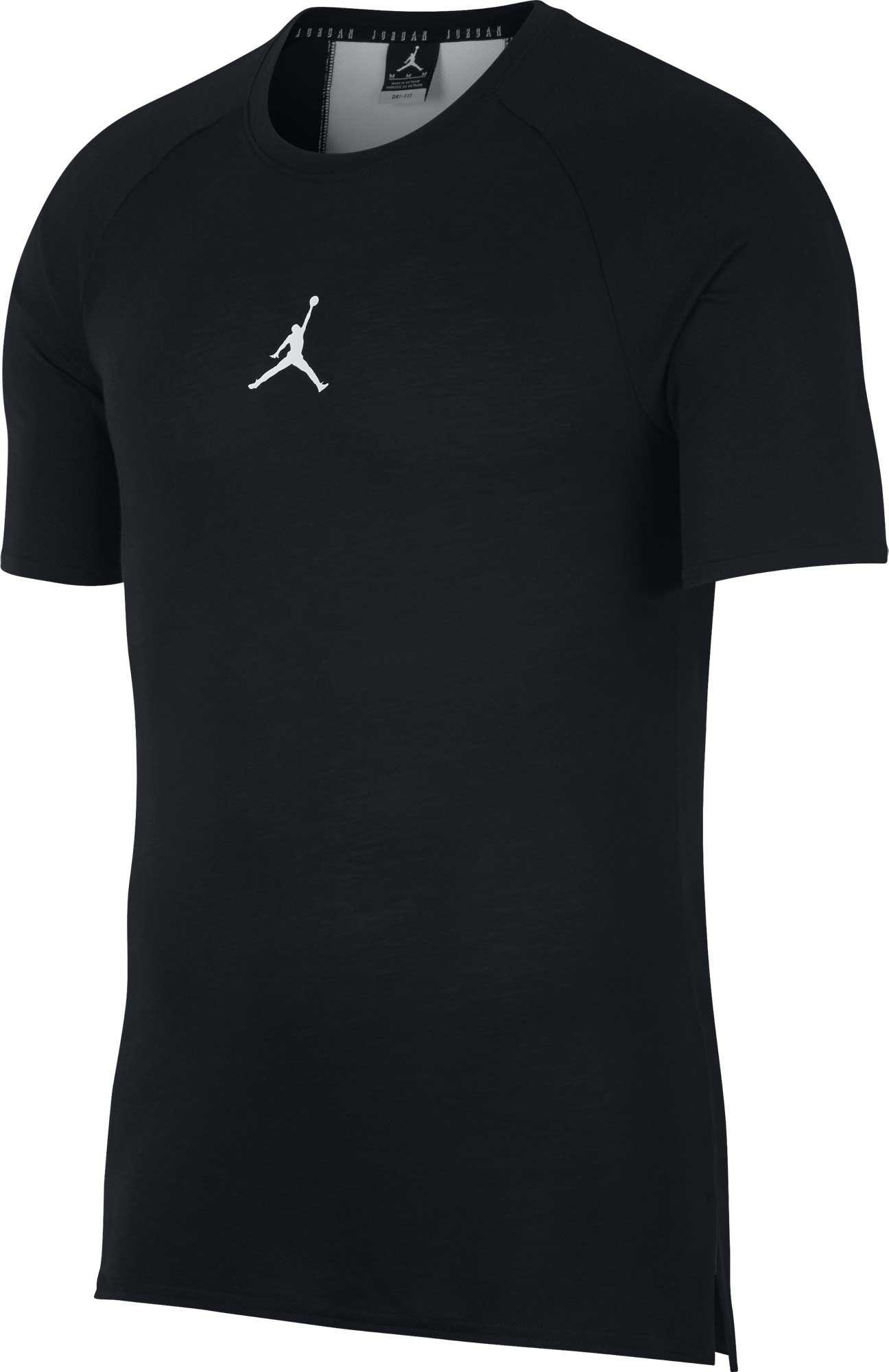 ed20c769 Lyst - Nike Dry 23 Alpha Training T-shirt in Black for Men