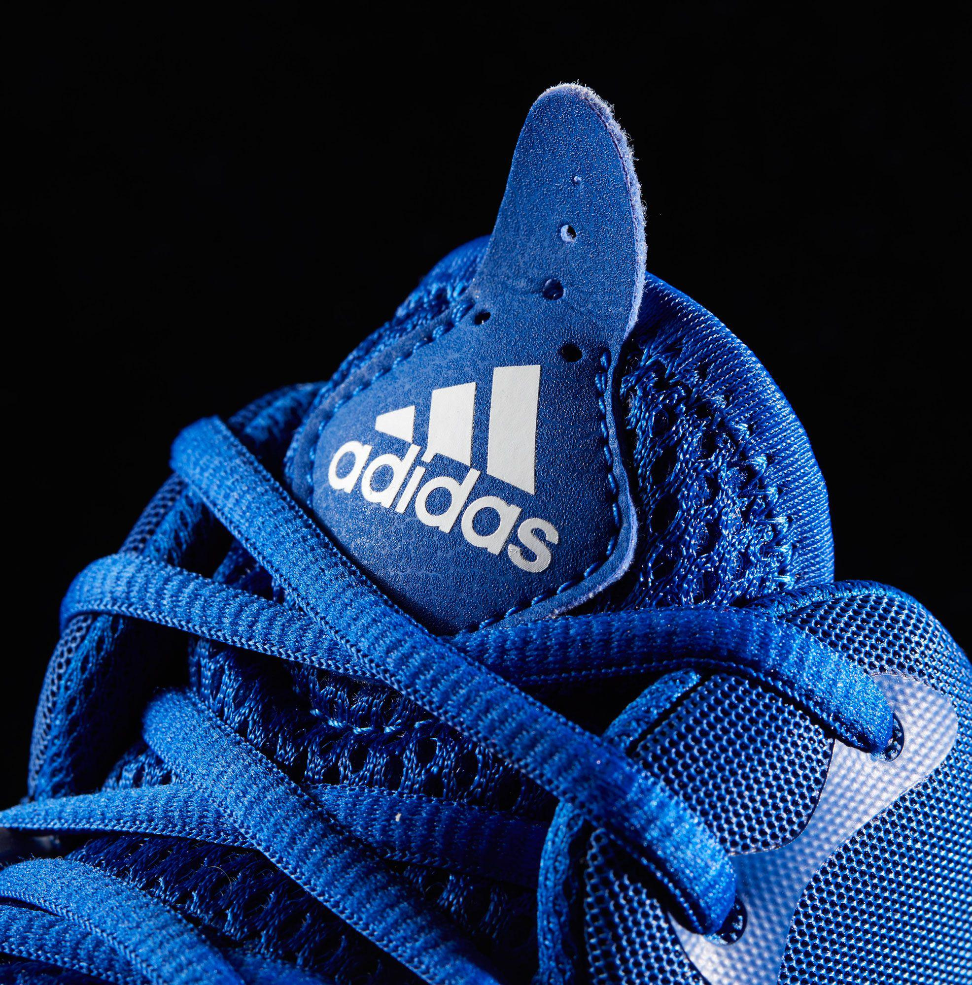 00b70c4b3a3c adidas Dual Threat 2017 Basketball Shoes in Blue for Men - Lyst