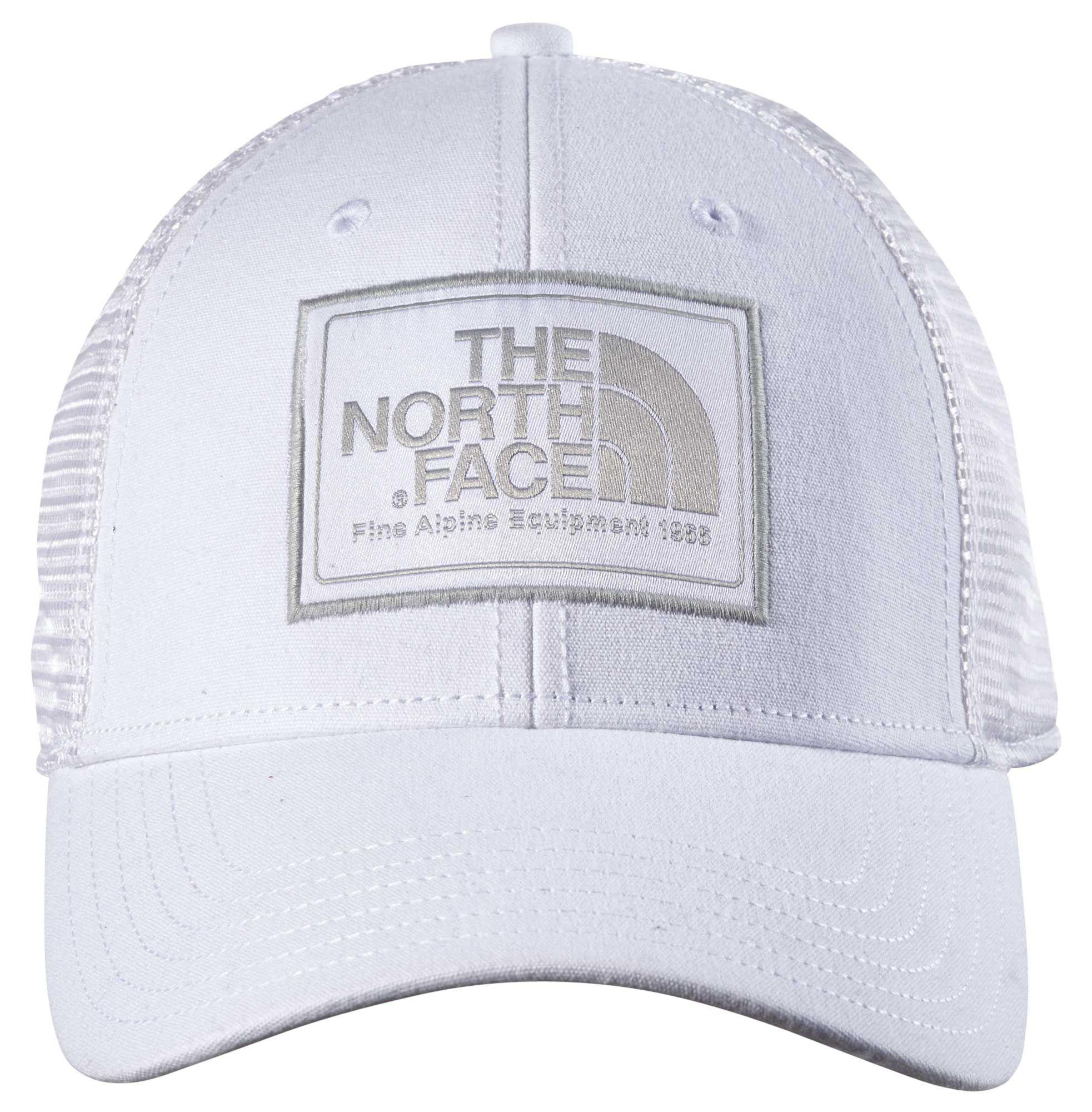 5f21ae59f The North Face White Mudder Trucker Hat for men