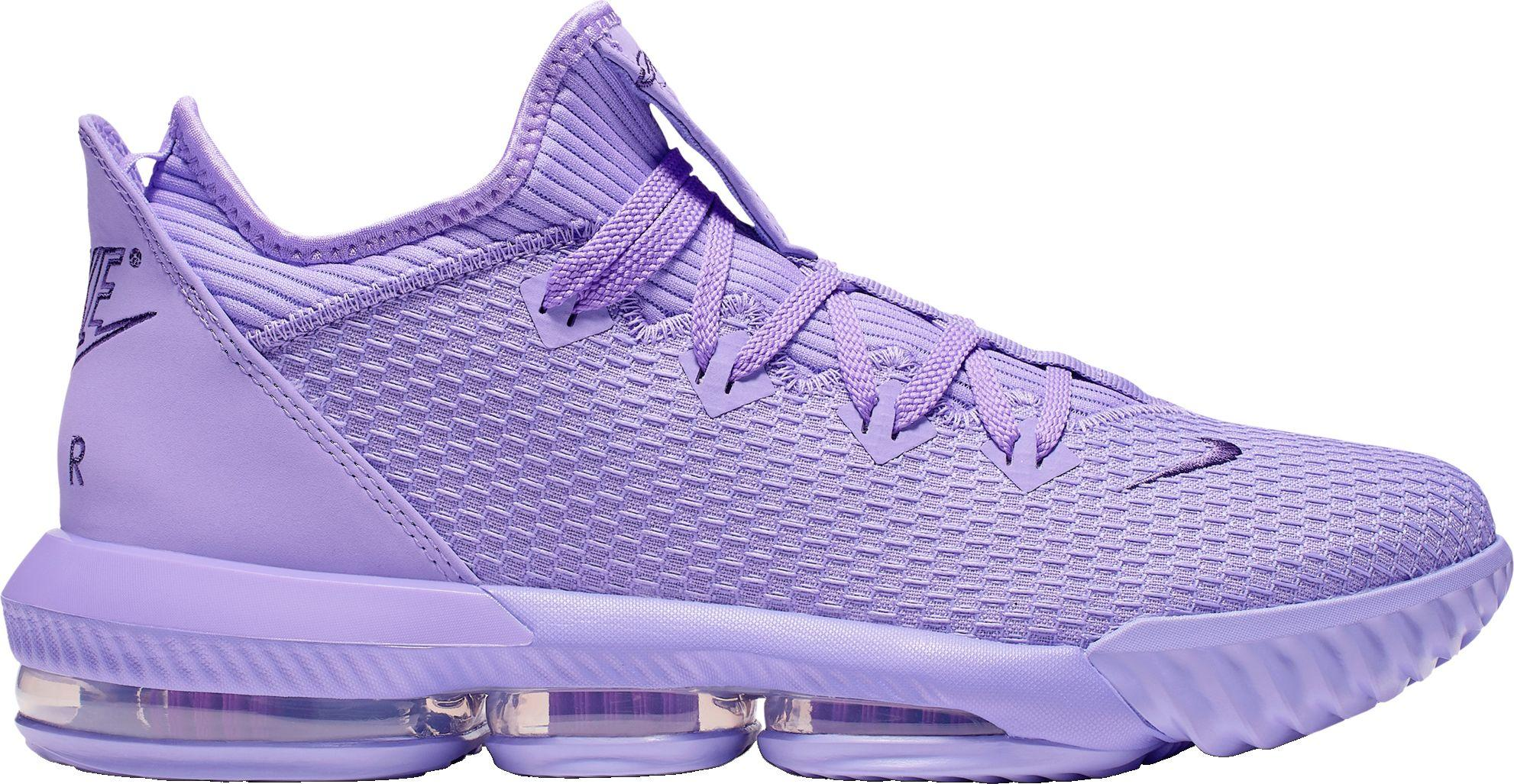 Nike Lebron 16 Low Basketball Shoe in