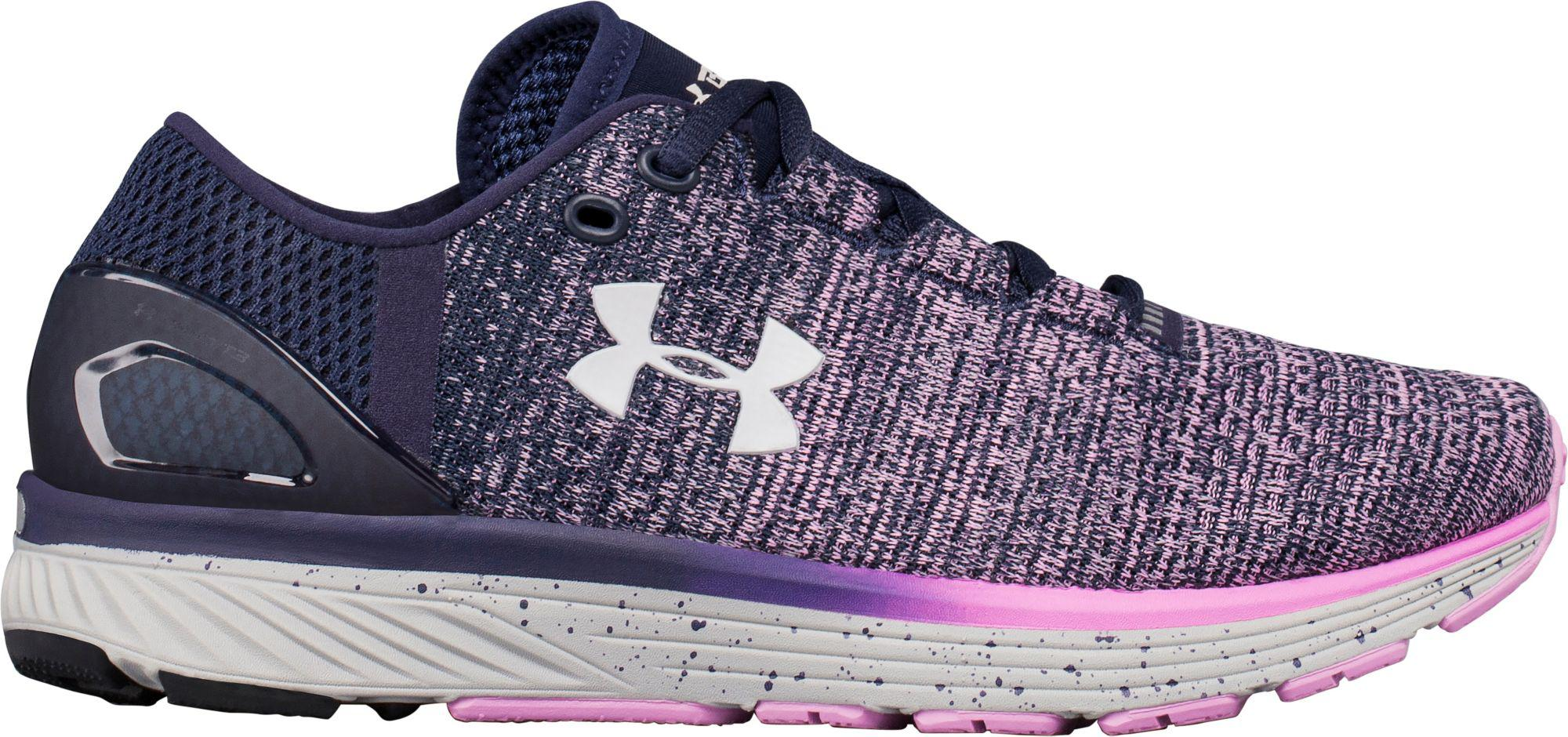 ... Under Armour - Purple Charged Bandit 3 Running Shoes - Lyst ... 5b46f2d74