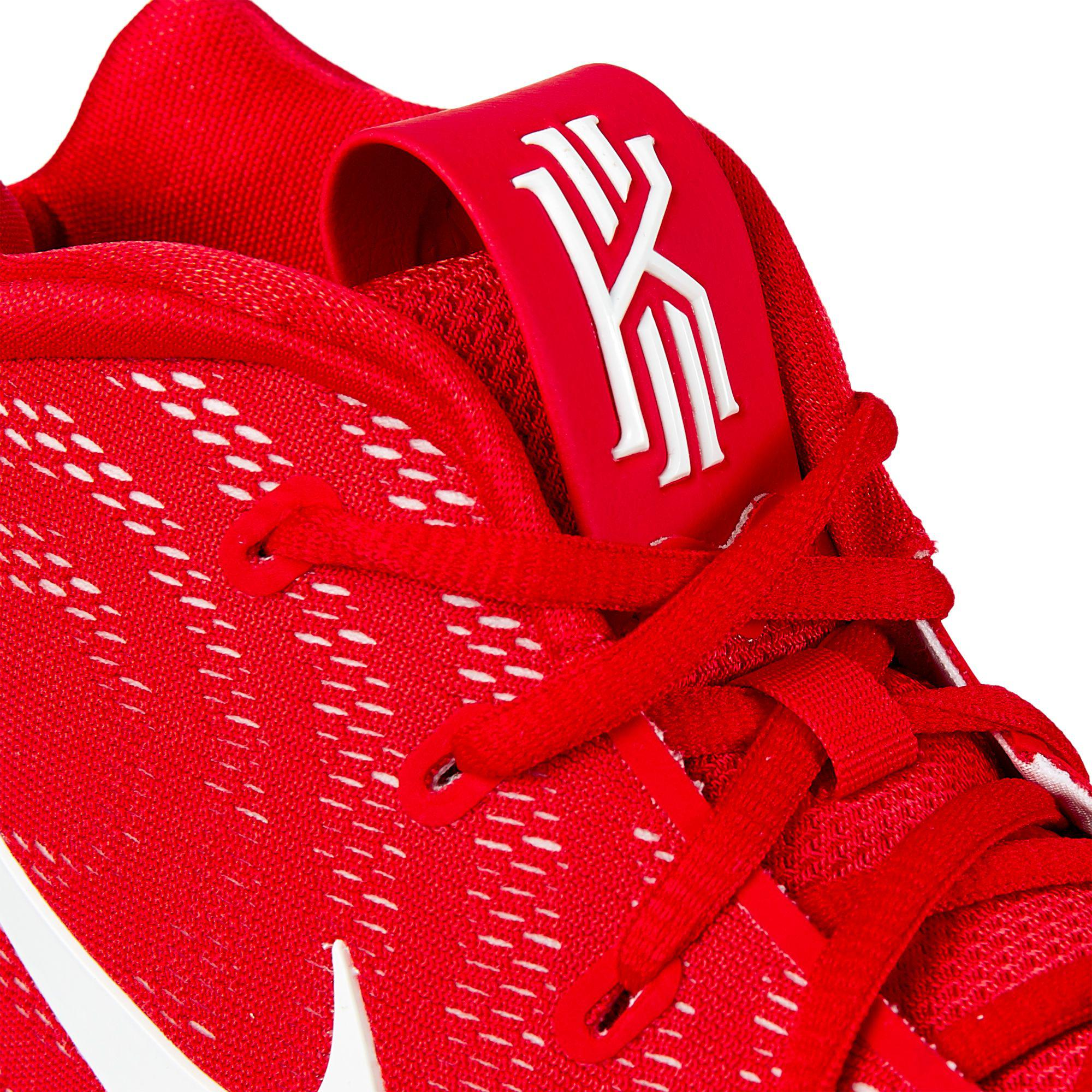 first rate 4528f 67df3 Men's Red Kyrie 4 Tb Basketball Shoes