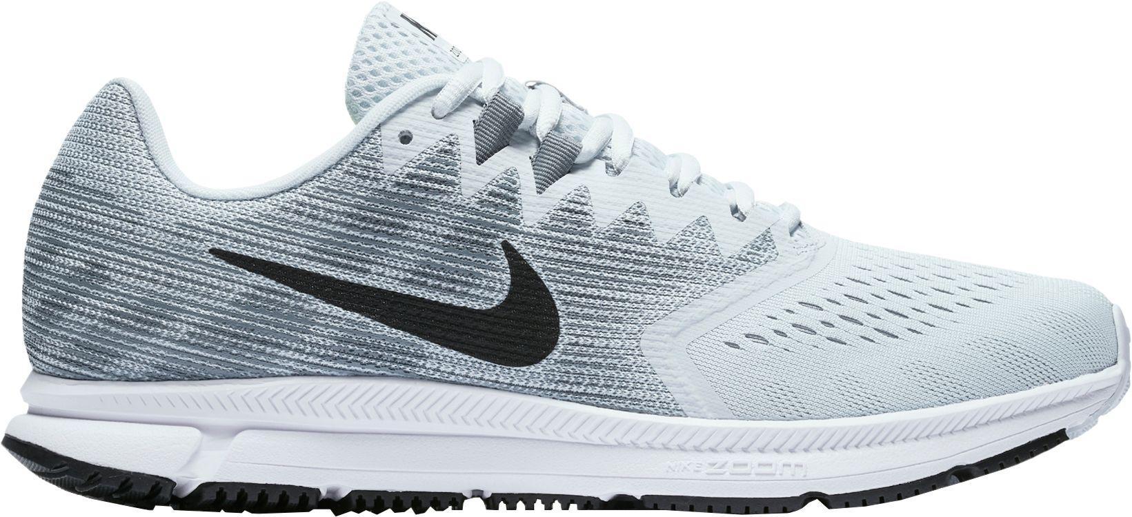 Men's Nike Mens Zoom Span Running Shoe Running Running Road
