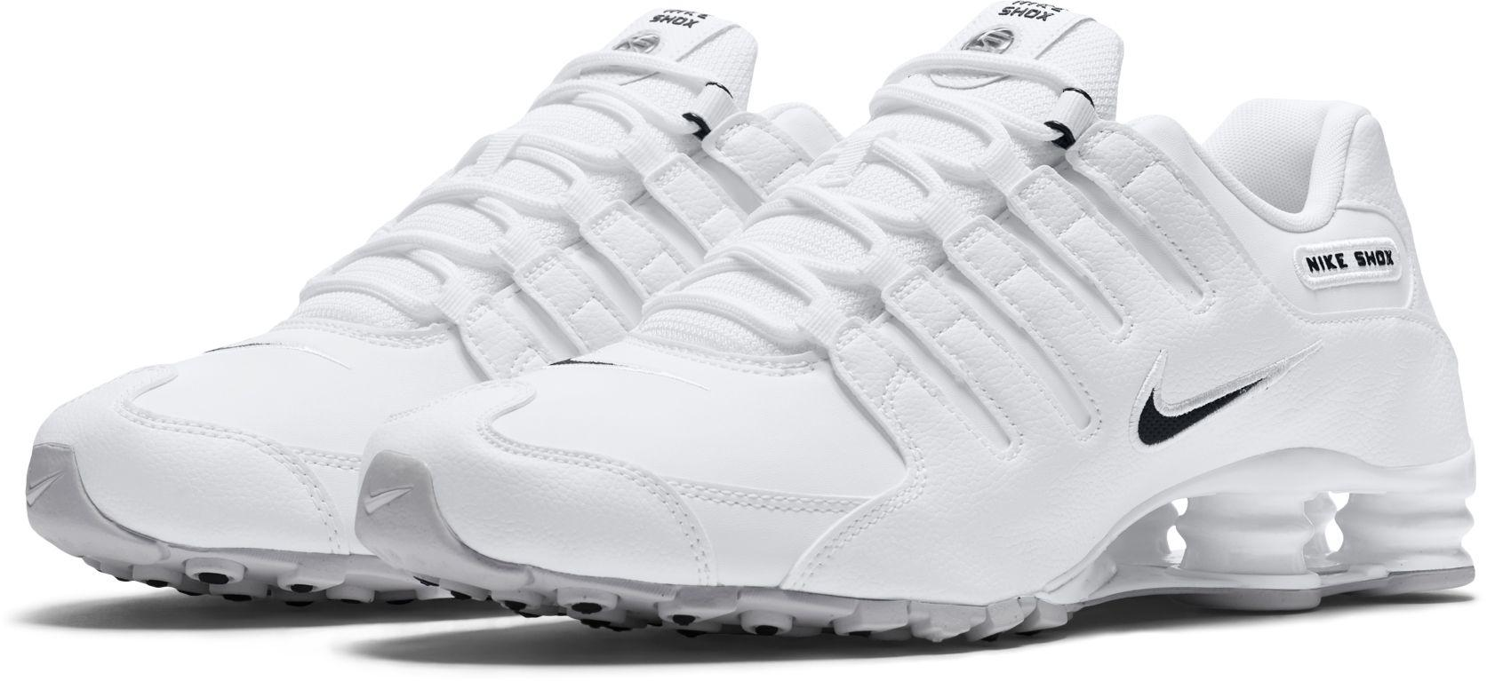 b0bfd8d32b59 Lyst - Nike Shox Nz Shoes in White for Men