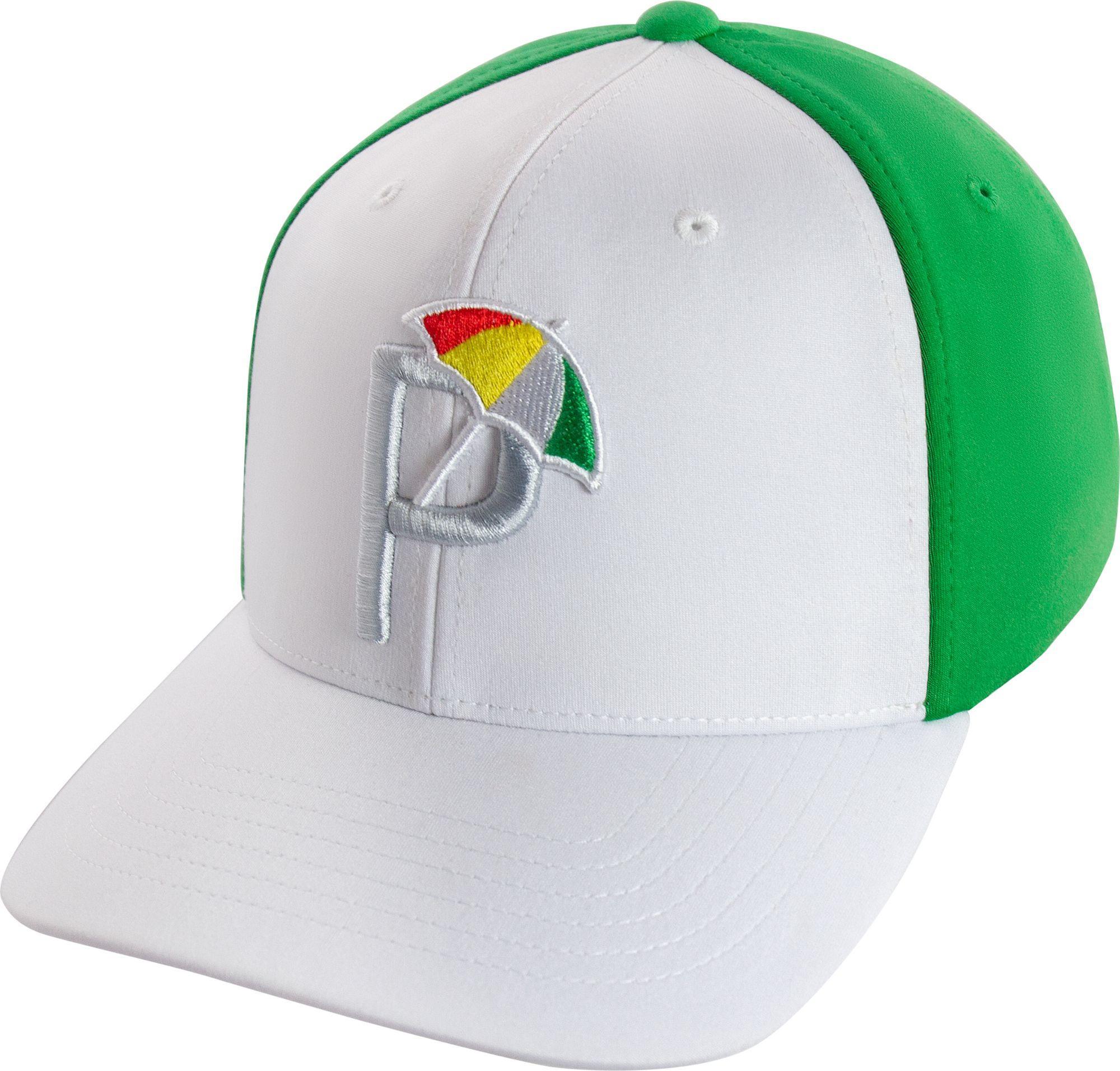 c1685131b PUMA Green Ap Snapback P 110 Golf Hat for men