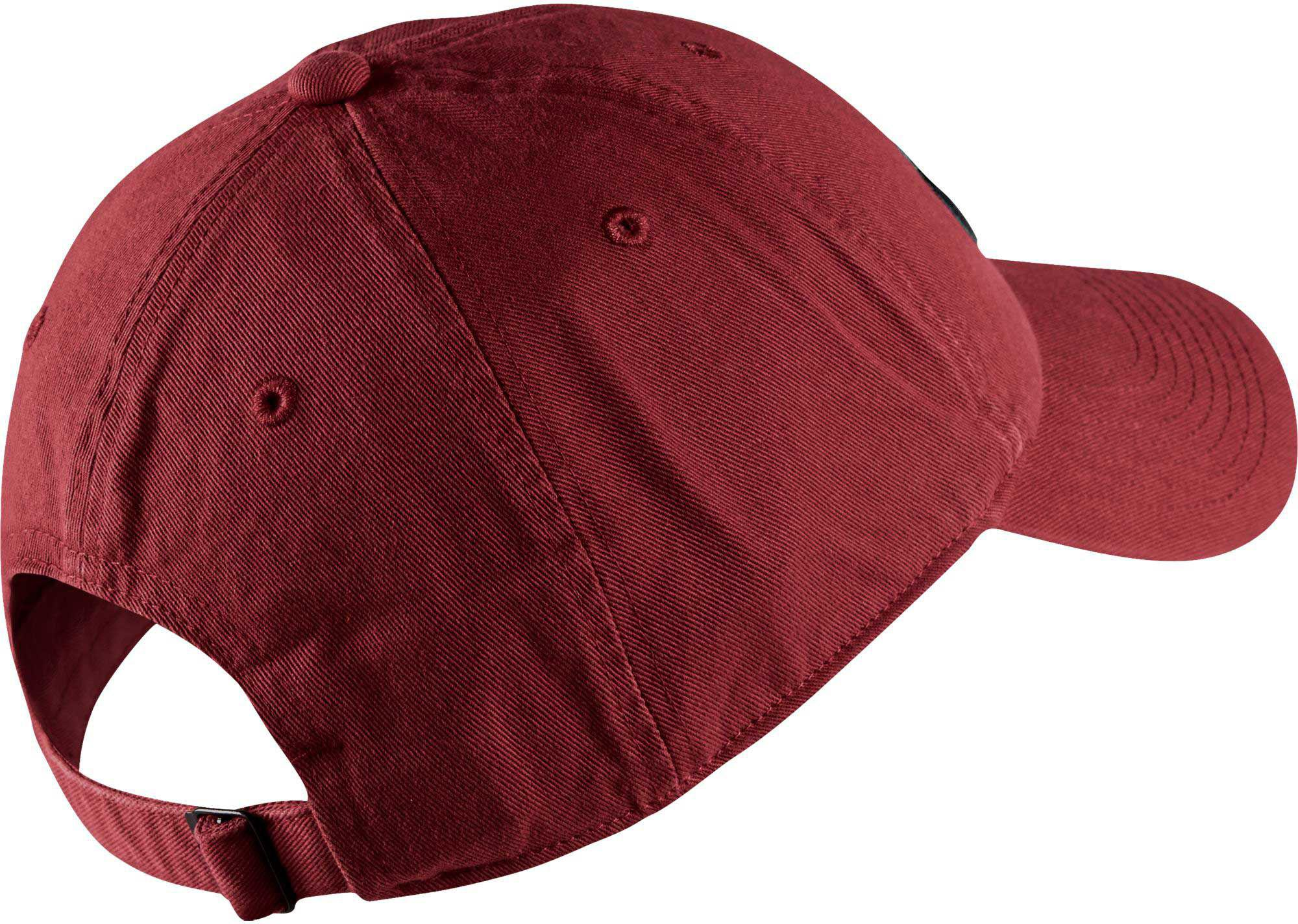 Lyst - Nike Heritage 86 Futura Adjustable Hat in Red for Men a7bf0598faea