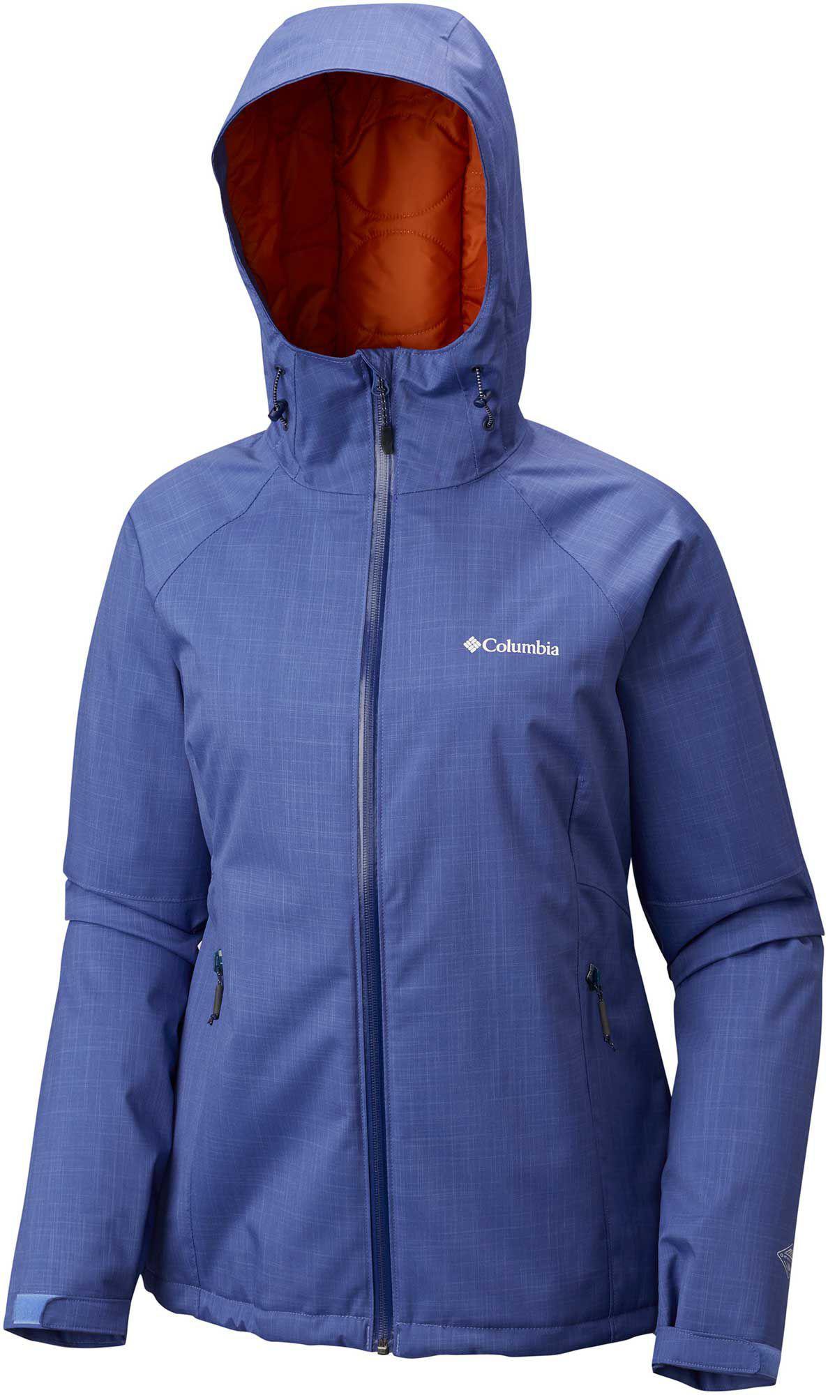 Columbia Top Pine Insulated Rain Jacket
