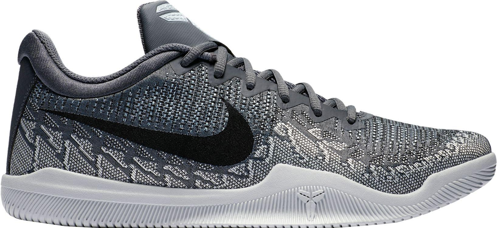 a47a565212684 Lyst - Nike Kobe Mamba Rage Basketball Shoes in Gray for Men