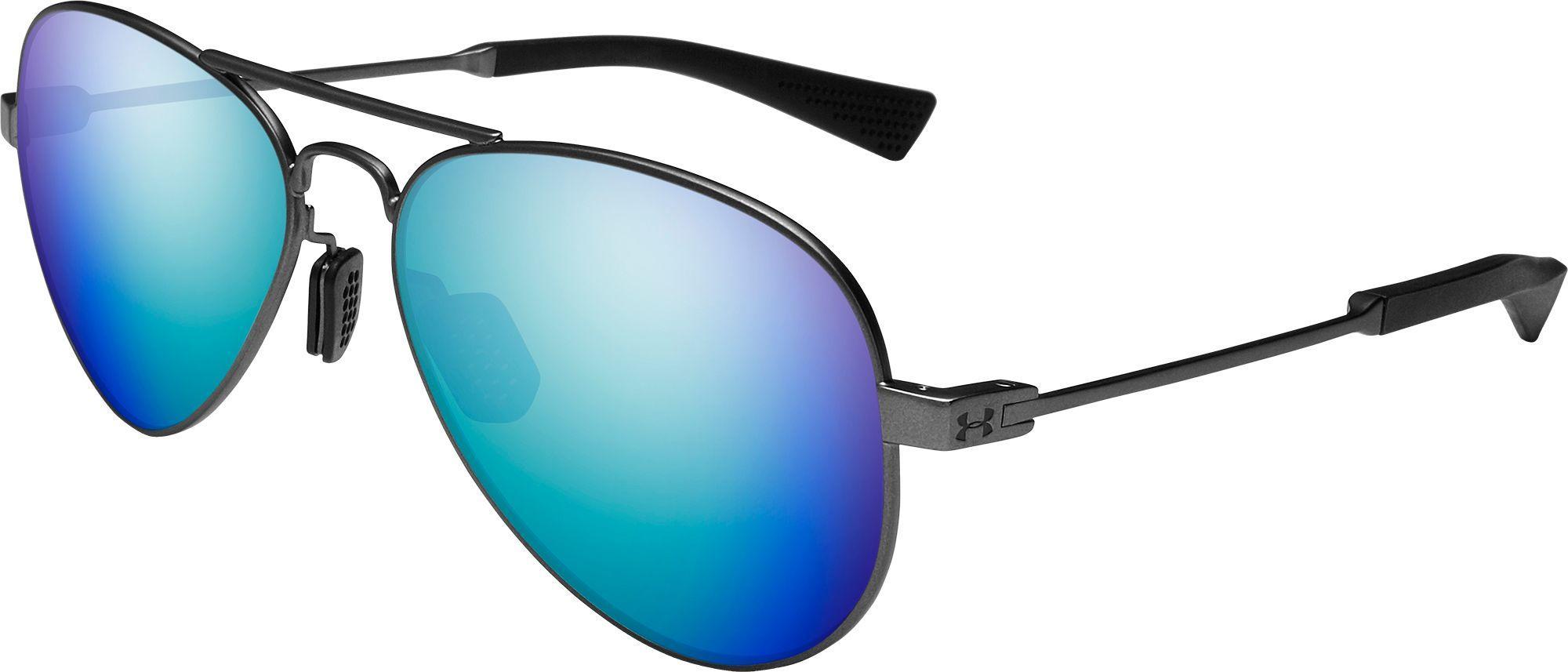896473d2f3 Lyst - Under Armour Getaway Sunglasses for Men