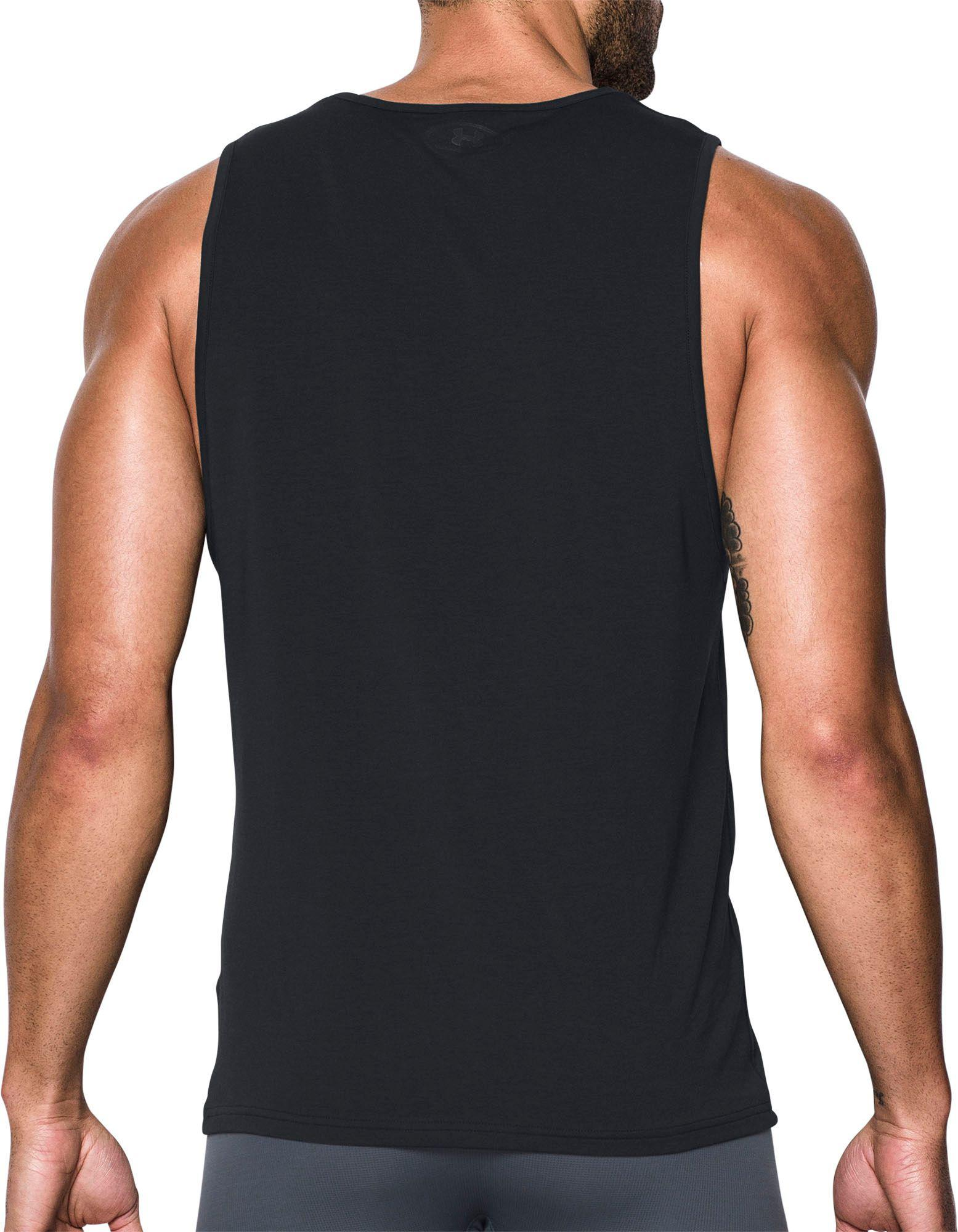 With Mastercard Sale Online Cheap Price Wholesale Price Under Armour® Charged Cotton 2-Pack Tank 5Z1xnOV1qY