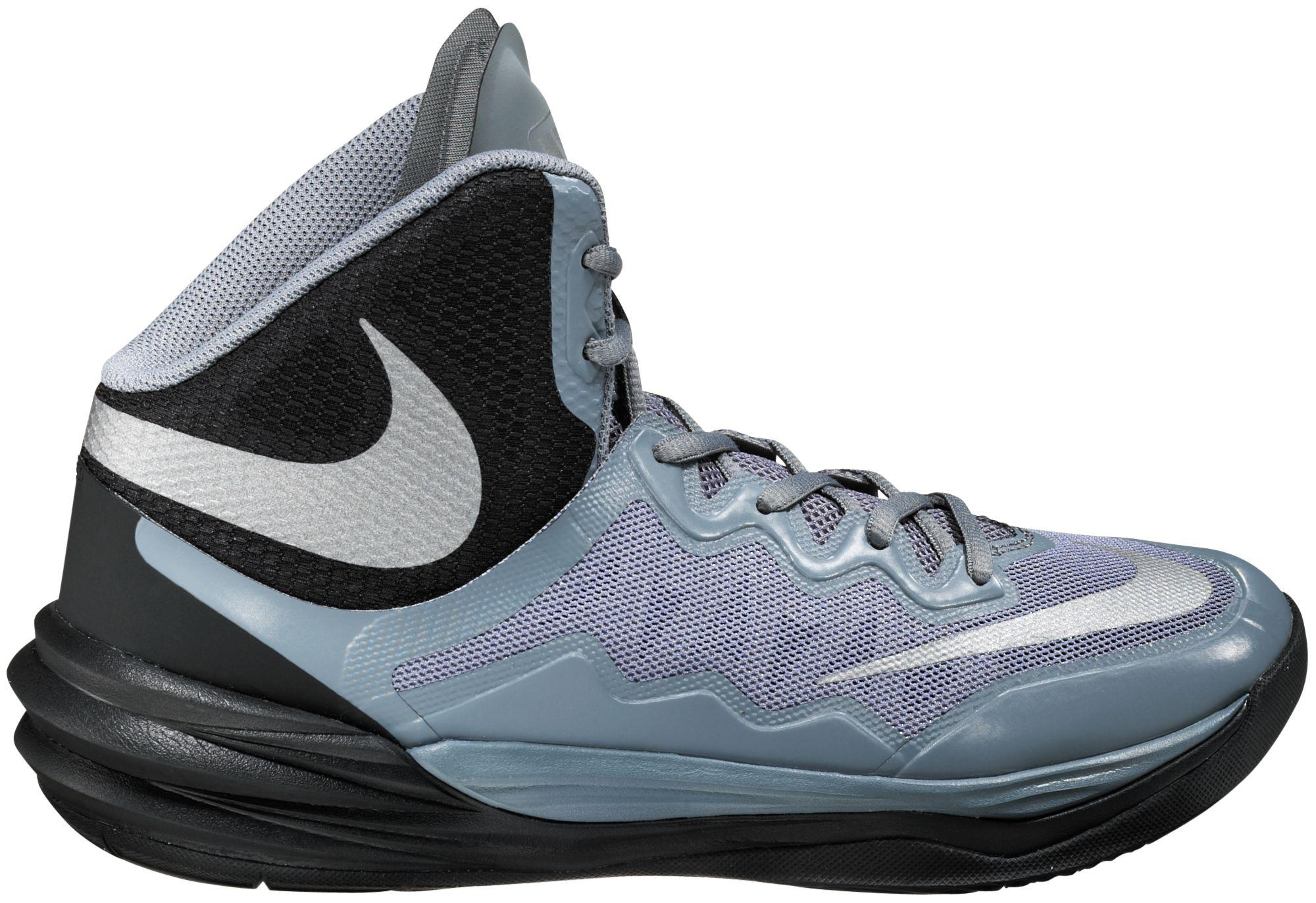 the latest 72732 fdfca Men's Gray Prime Hype Df Ii Basketball Shoes