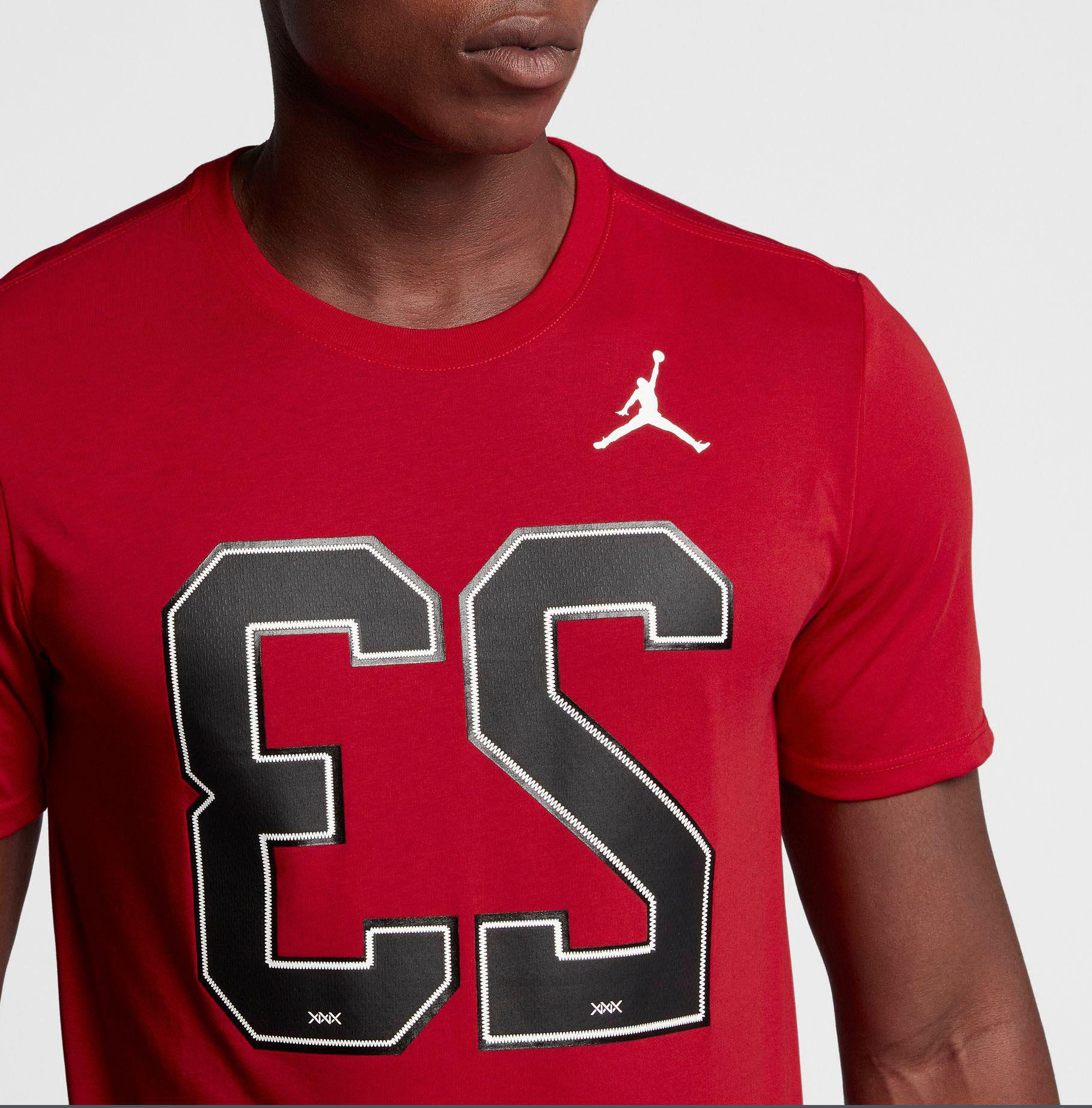 4421a1a952b408 Jordan 23 True Long Sleeve T Shirt Mens
