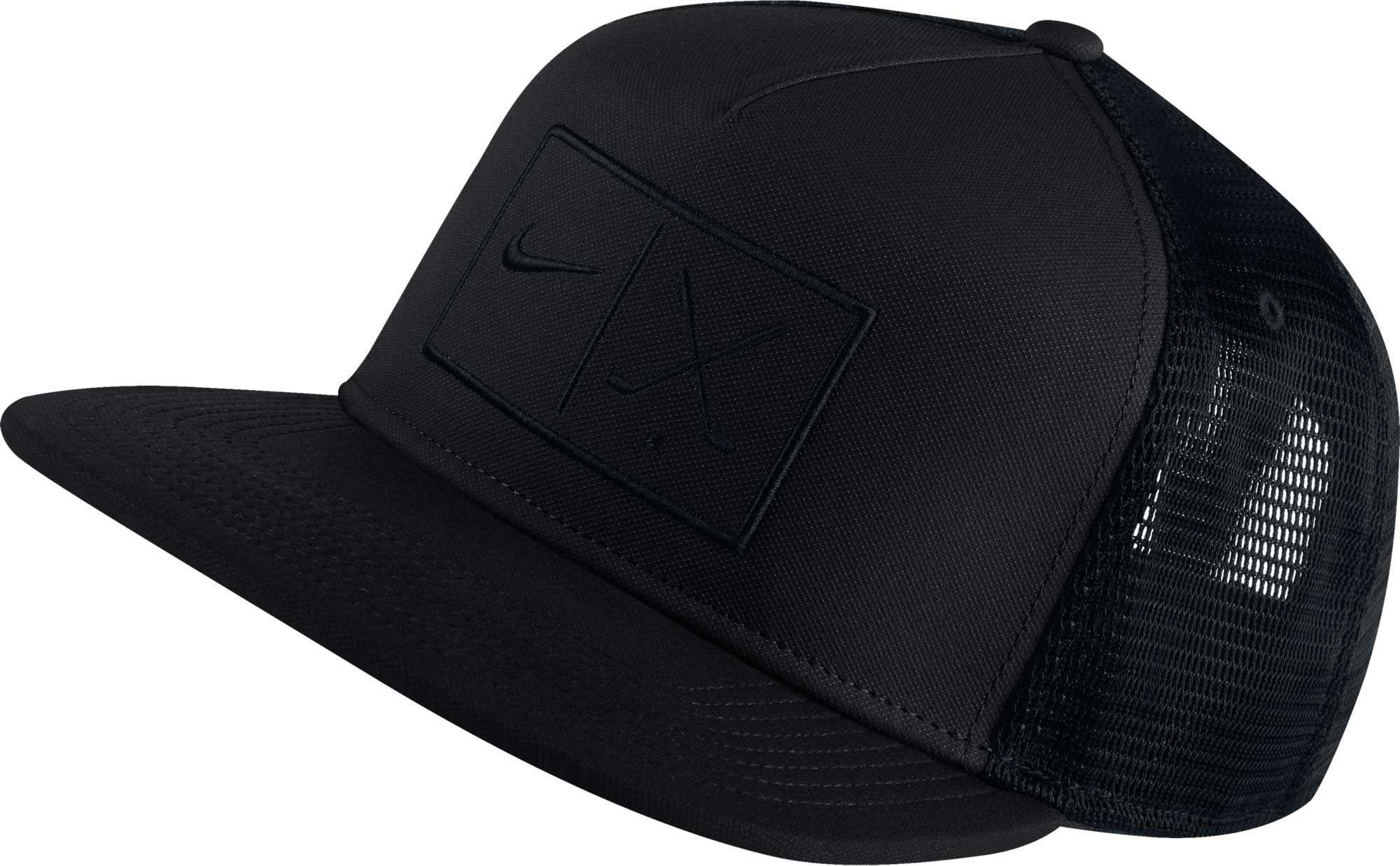 Lyst - Nike True Novelty Golf Hat in Black for Men 0e1f1db6121