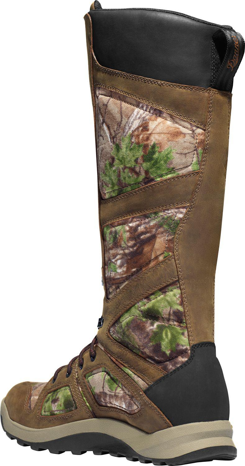 Danner Tall Steadfast Realtree Xtra 17 Snake Boots In