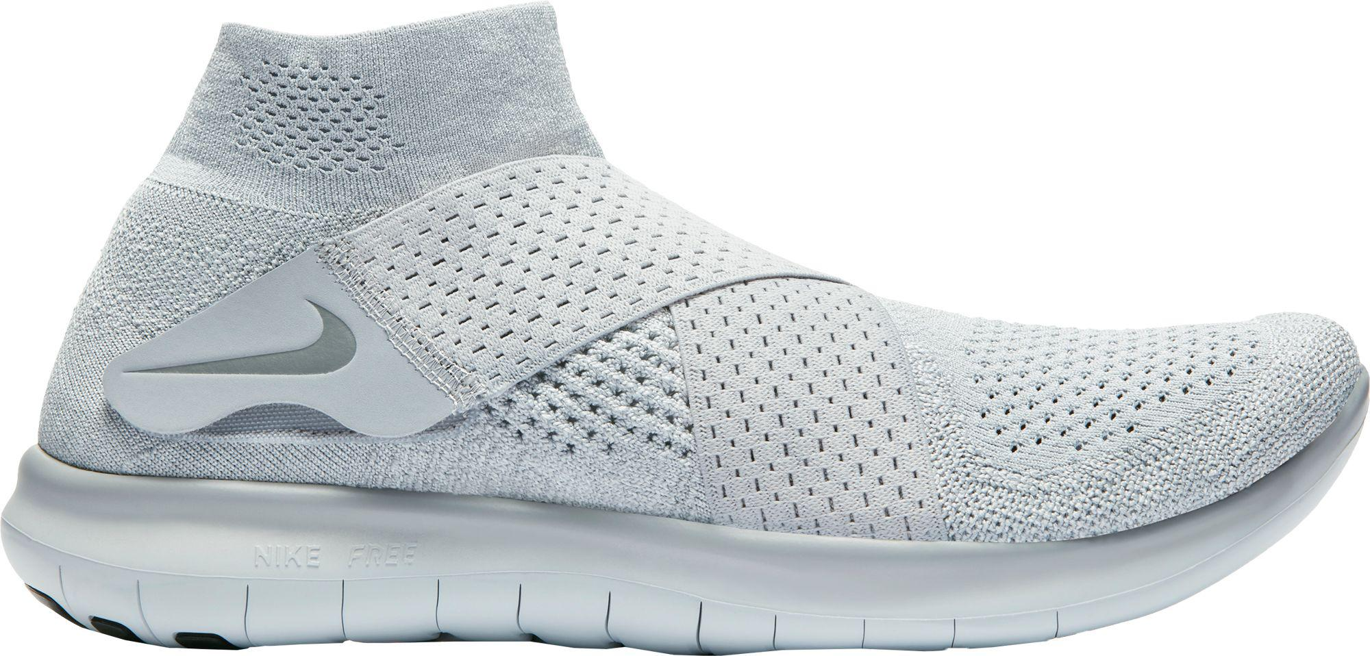 36d48ec001a Lyst - Nike Free Rn Motion Flyknit 2 Running Shoes in Gray for Men