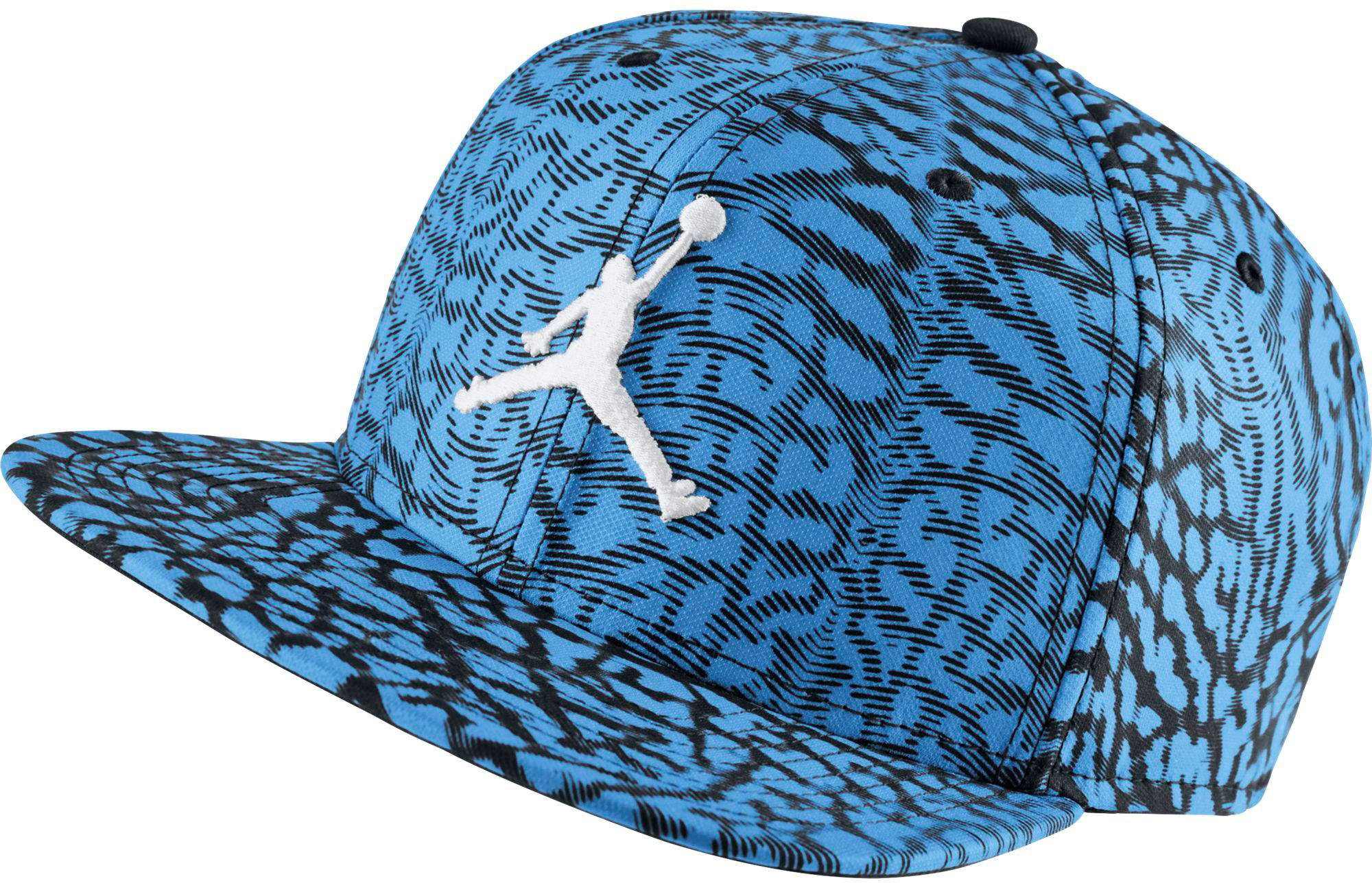 d0631efc07d ... shopping lyst nike jordan jumpman seasonal adjustable hat in blue for  men 52c15 ea721