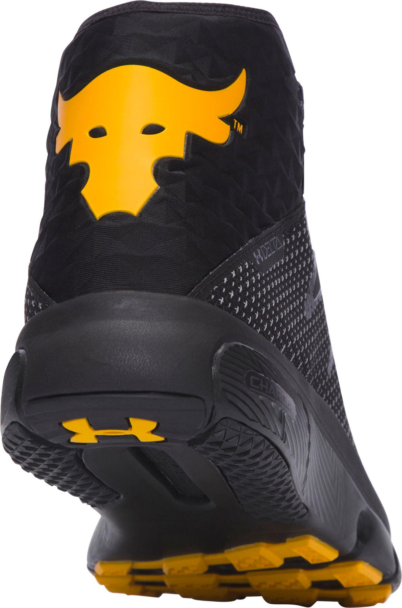 Under Armour Rubber Project Rock