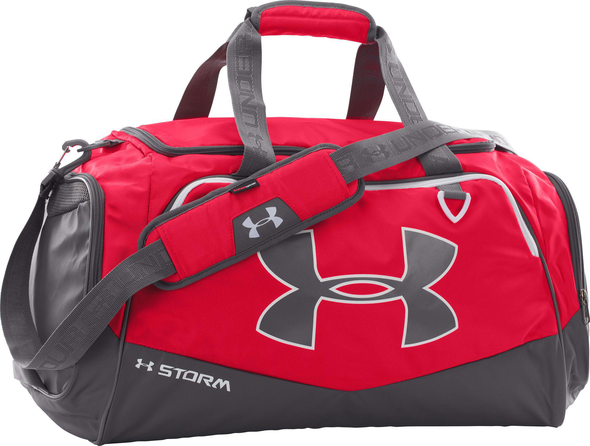 1f45b576f5 Lyst - Under Armour Undeniable Ii Medium Duffle Bag in Red for Men