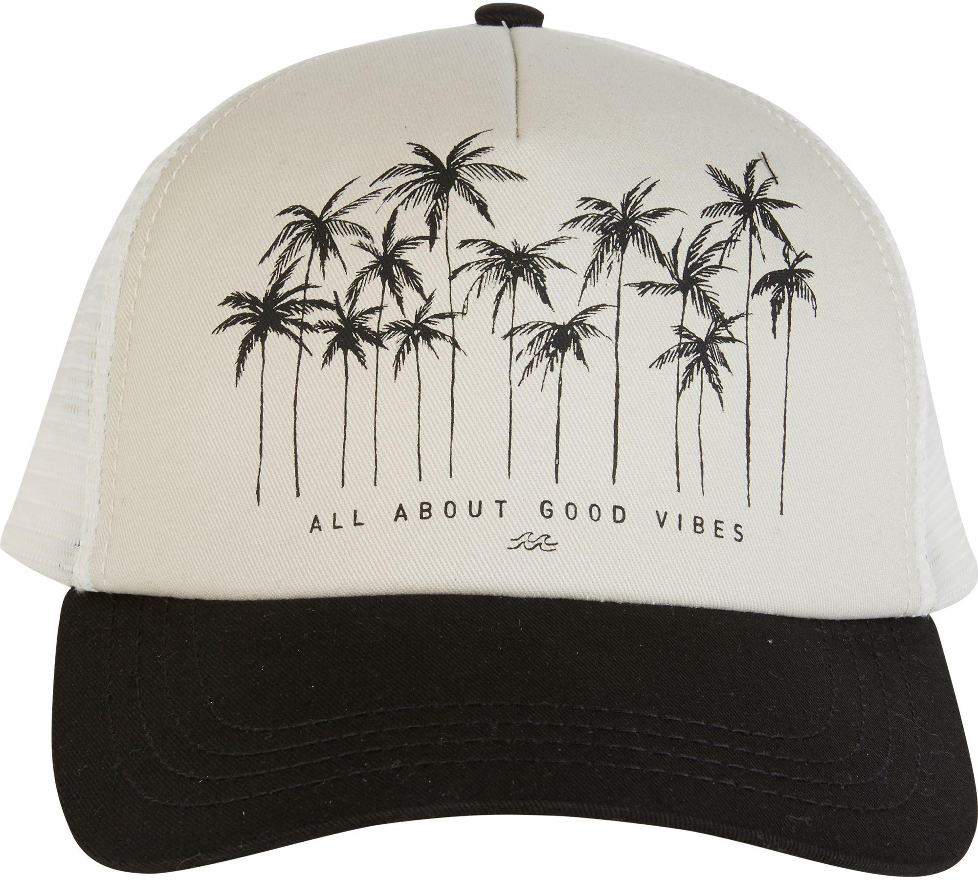 Lyst - Billabong Aloha Forever Trucker Hat - Save 44% 3cea1cd59386