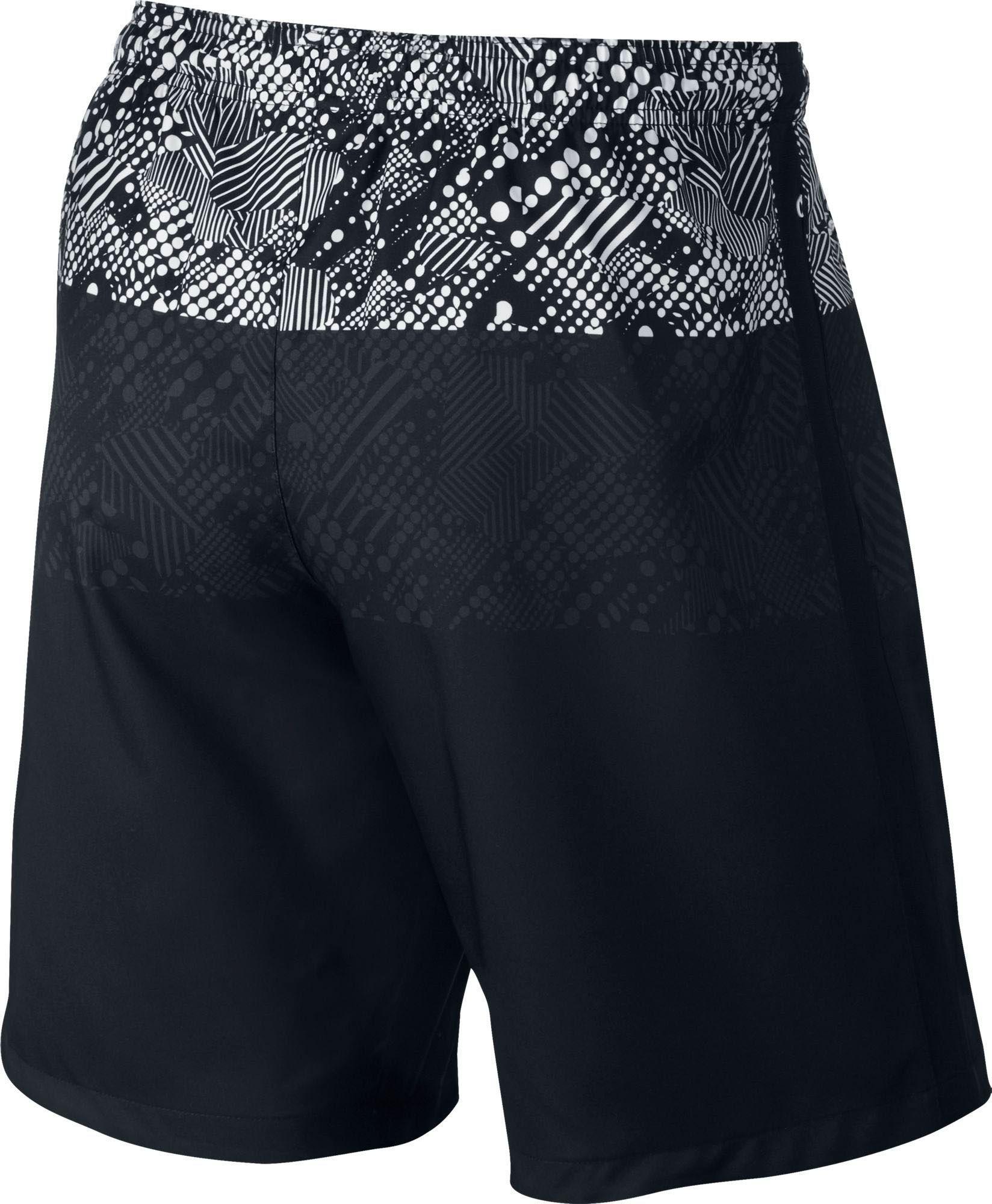 850e5804 Nike Black Dry Squad Dri-fit Football Shorts for men