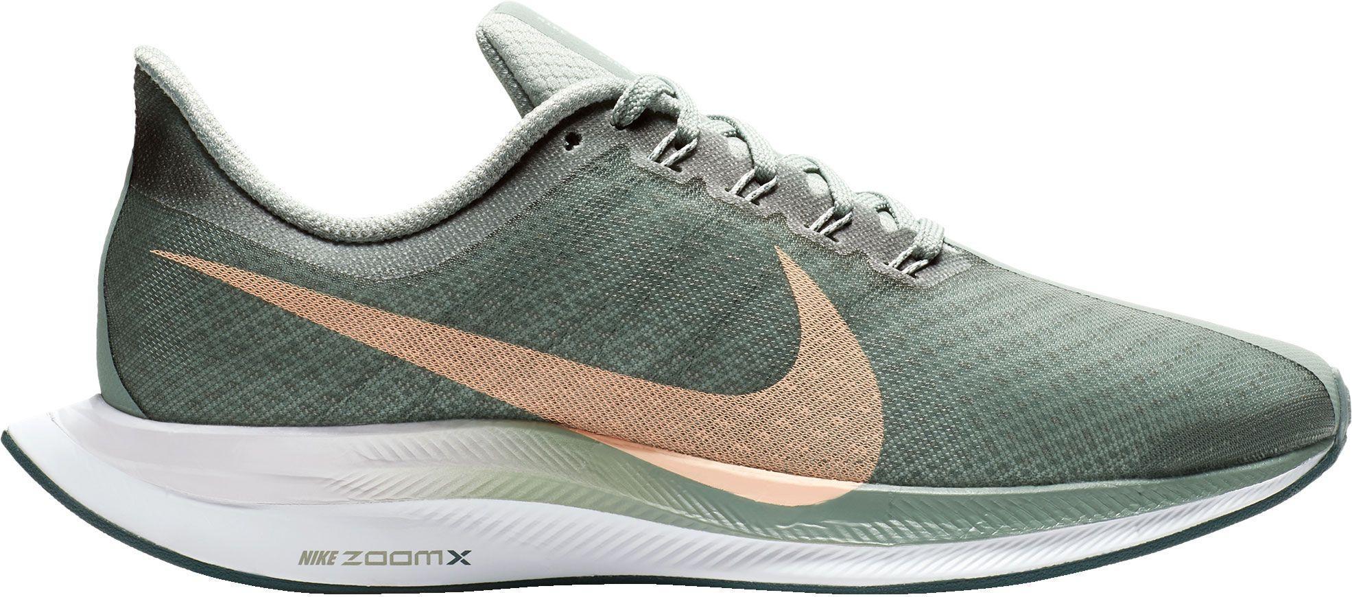 f99ede4e9edd Lyst - Nike Zoom Pegasus 35 Turbo Running Shoes in Green