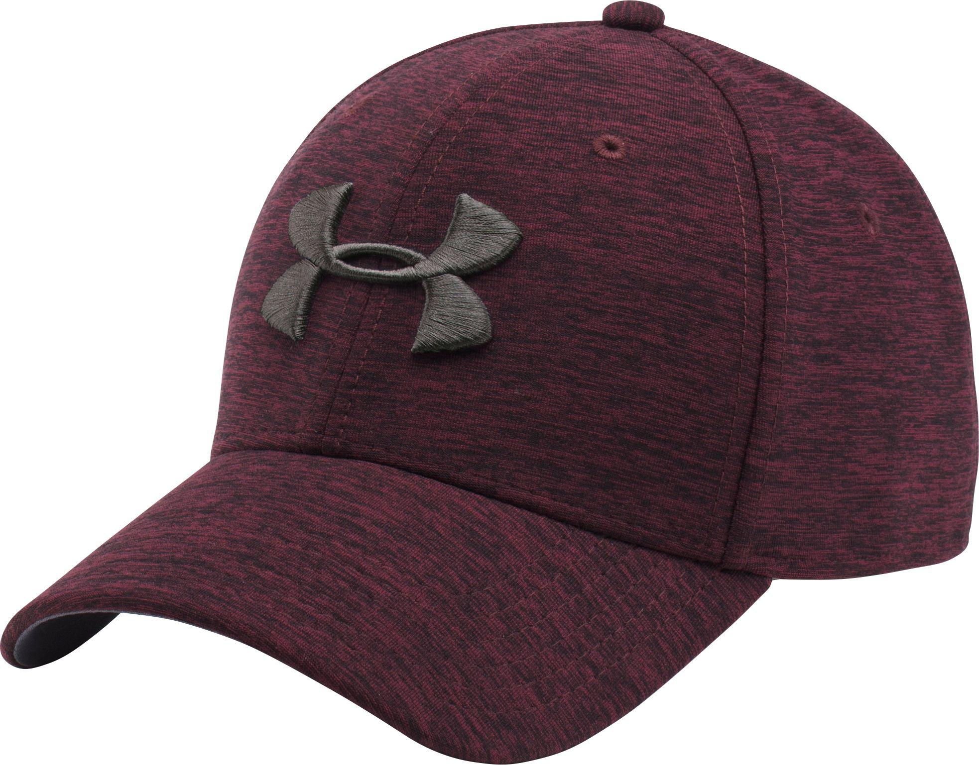 254cc546d66 Lyst - Under Armour Twist Print Tech Closer Hat in Purple for Men