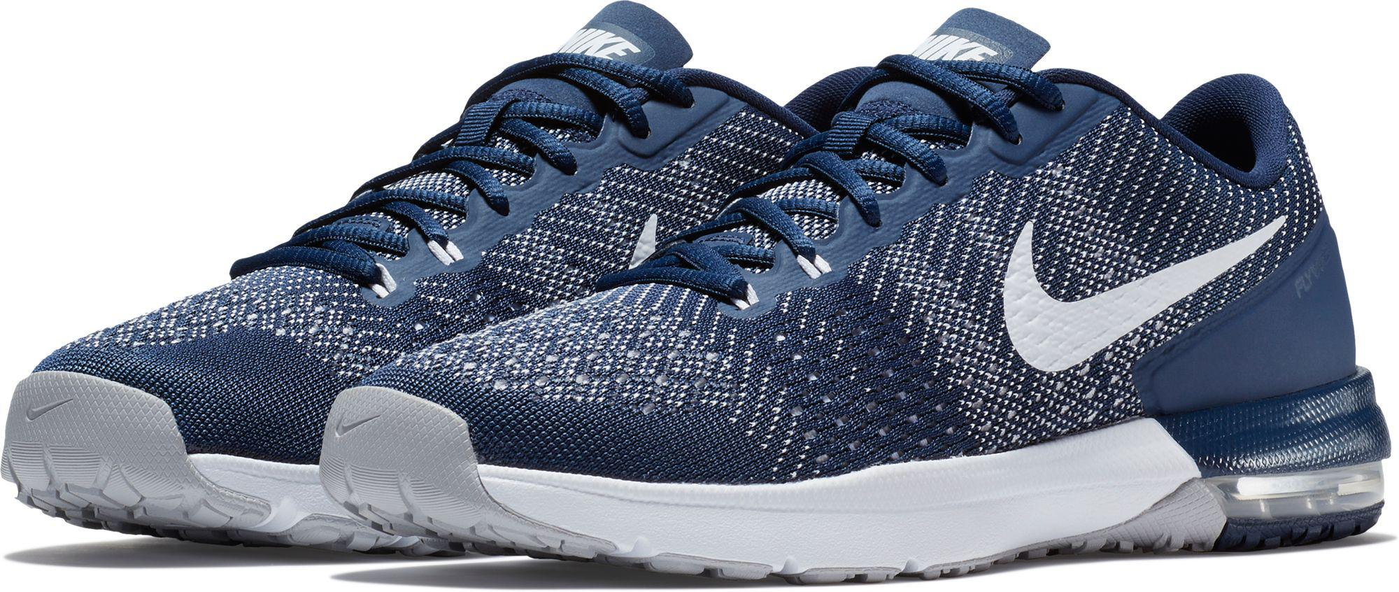 Nike Gray Air Max Typha Training Shoes for men