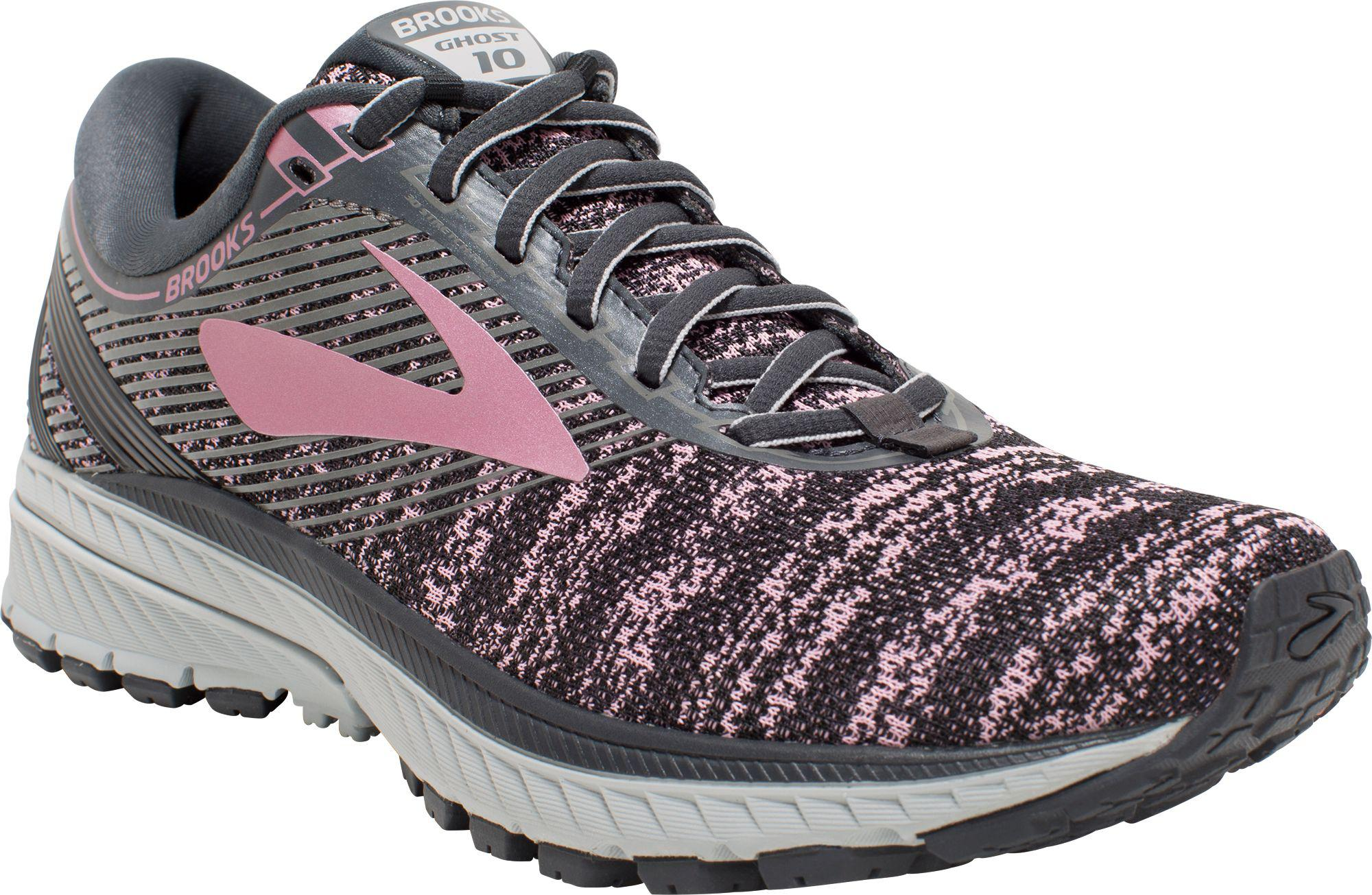 bbd0ac5439d65 Lyst - Brooks Ghost 10 Running Shoes in Gray