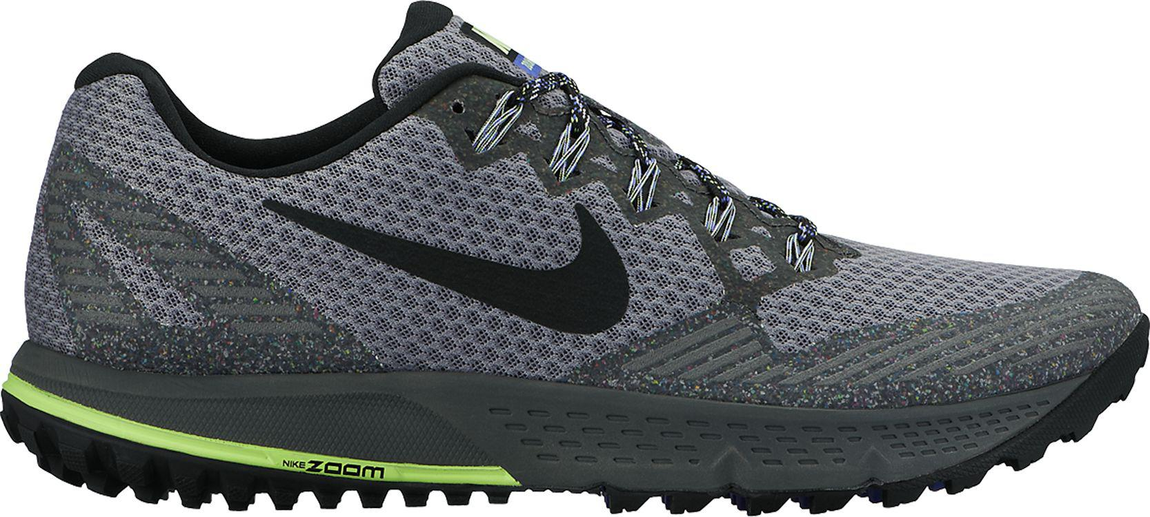 newest collection 7687f 86e5c Nike - Gray Zoom Wildhorse 3 Trail Running Shoes for Men - Lyst