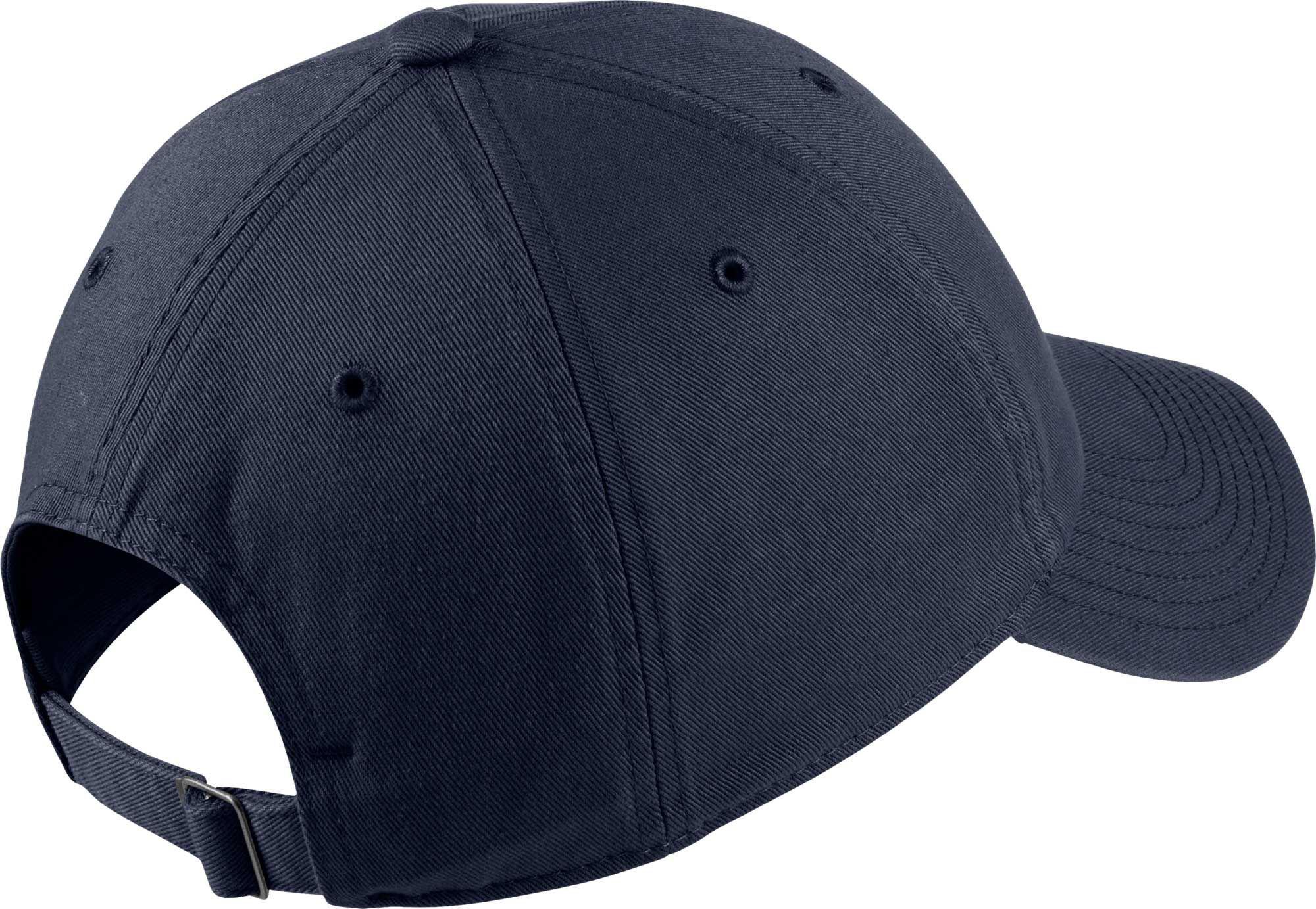 c8b91ded67 Nike - Blue Sportswear H86 Cotton Twill Adjustable Hat for Men - Lyst. View  fullscreen