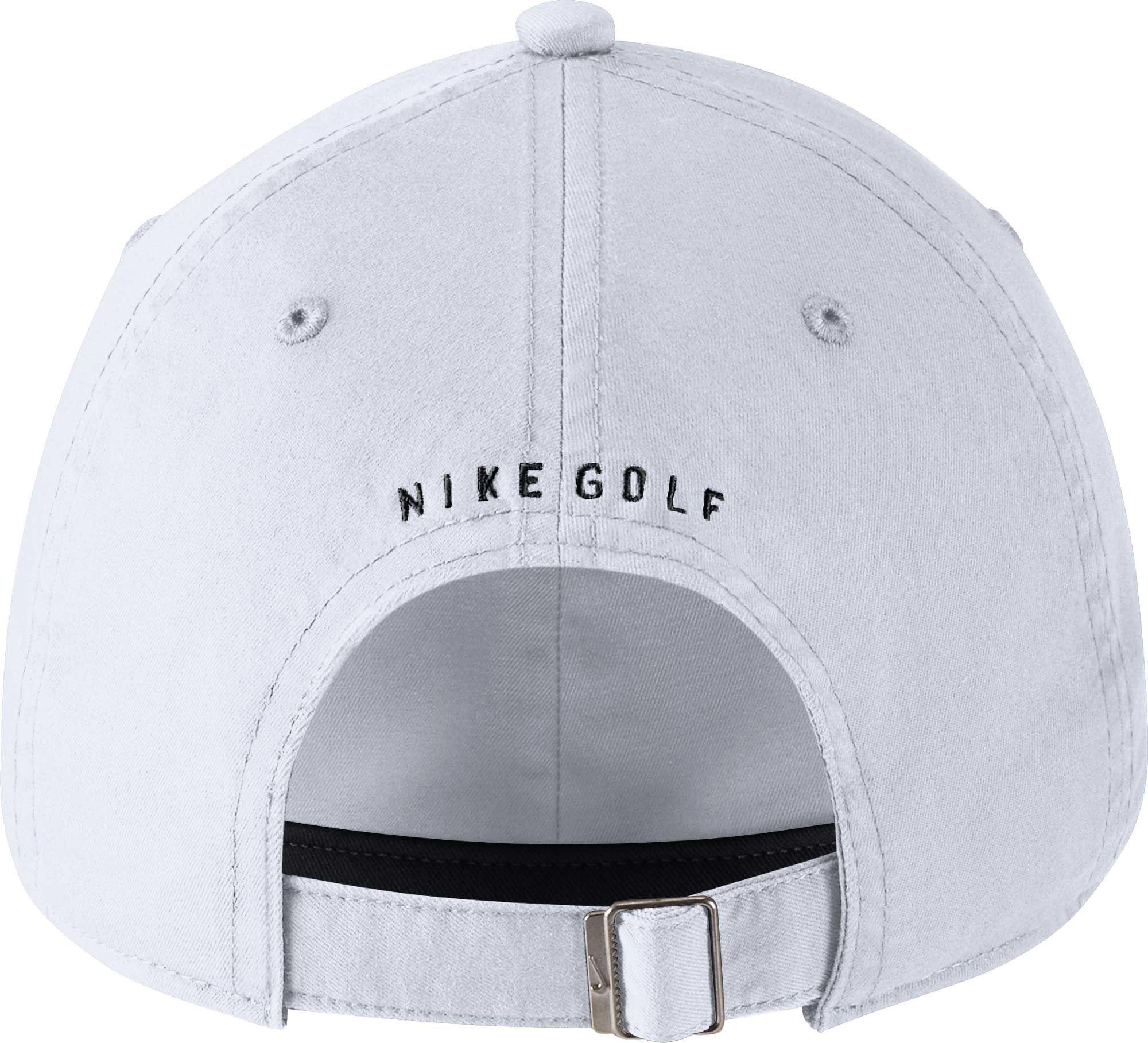 Lyst - Nike Heritage86 Golf Hat in White for Men d1a6488a705
