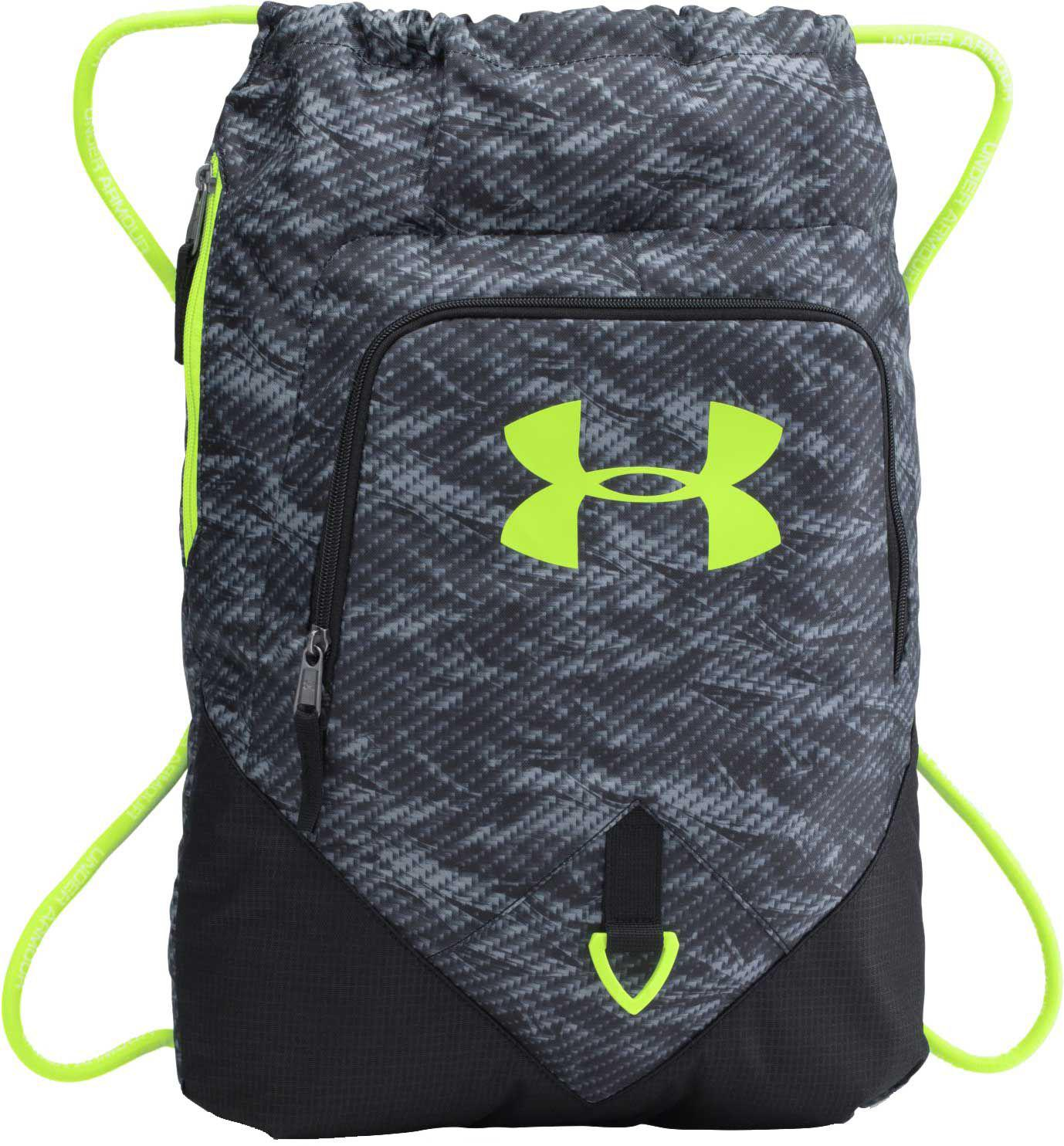 d57ca321984f Under Armour - Multicolor Undeniable Sackpack for Men - Lyst