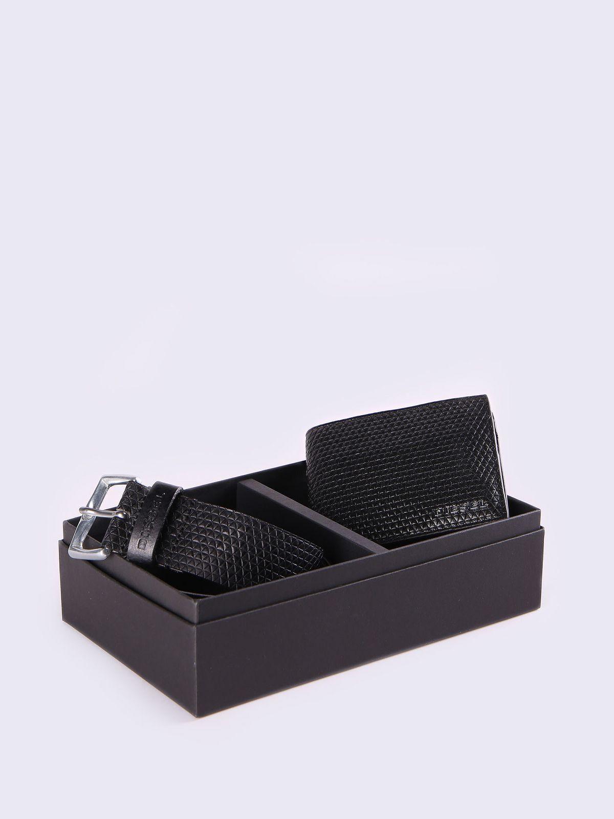 b19cf4908b Diesel Sterling Box I in Black for Men - Lyst
