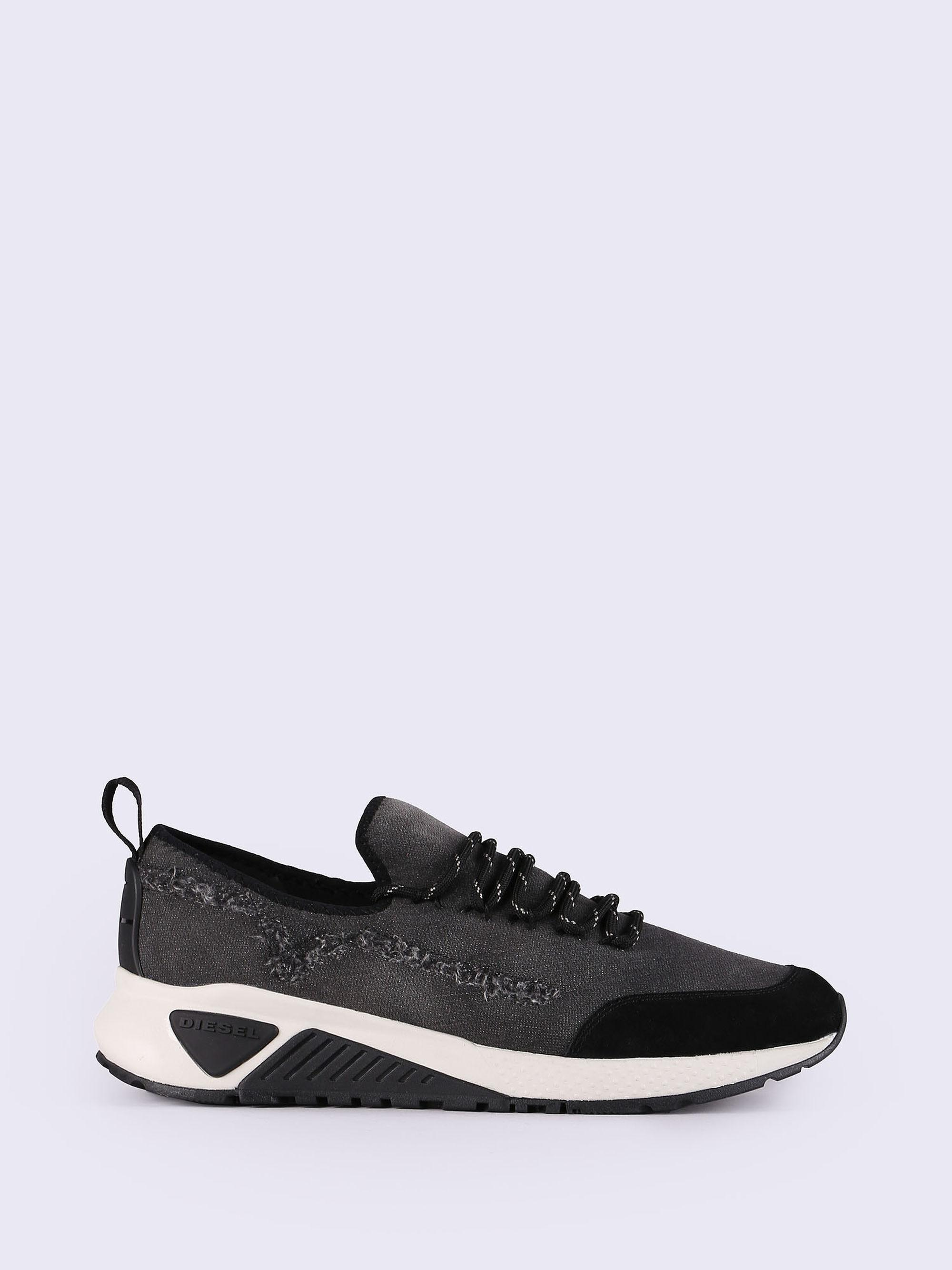 Lanvin Black S-KBY Sneakers