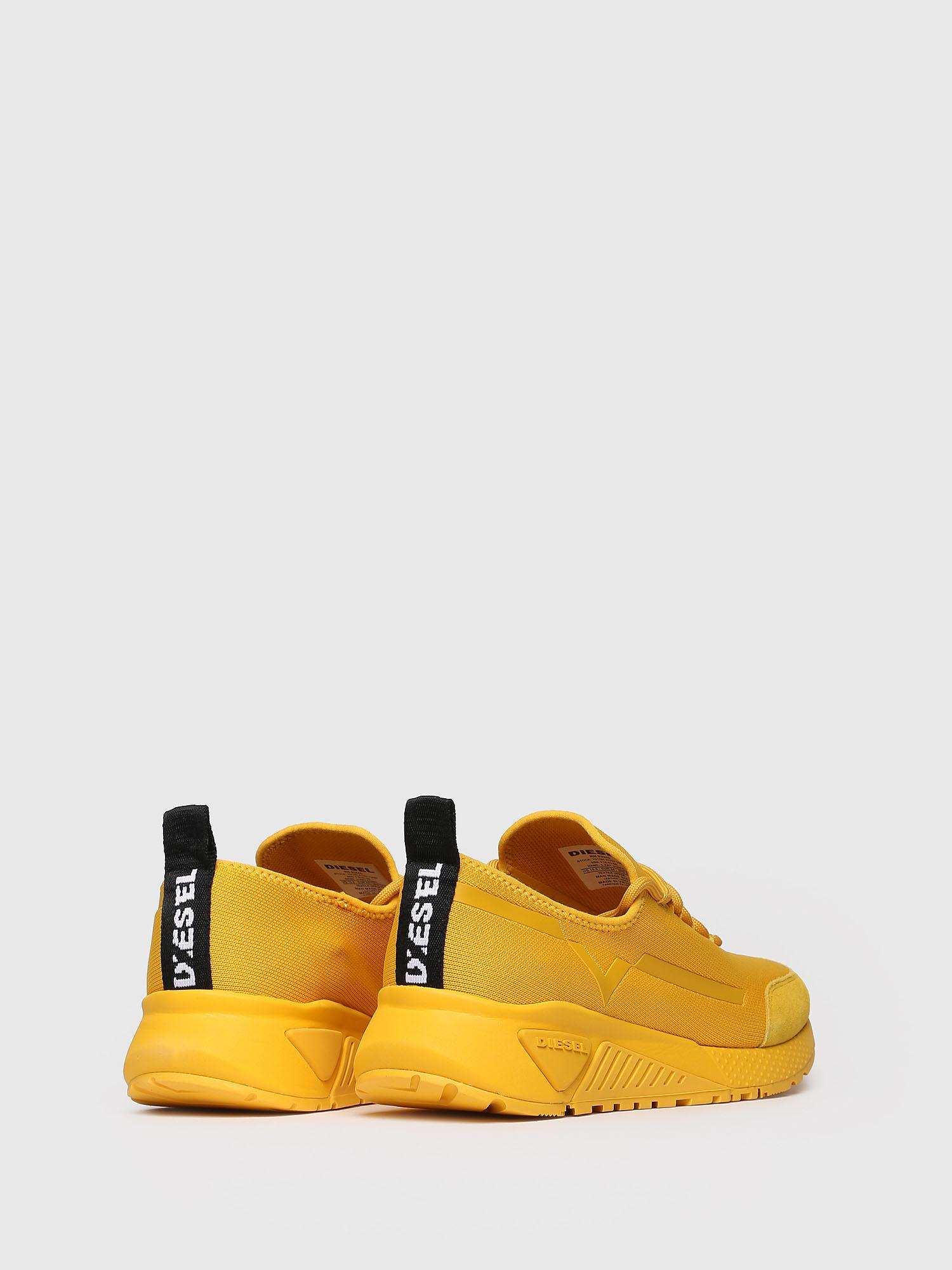 diesel shoes yellow cheapest ac372 3a244