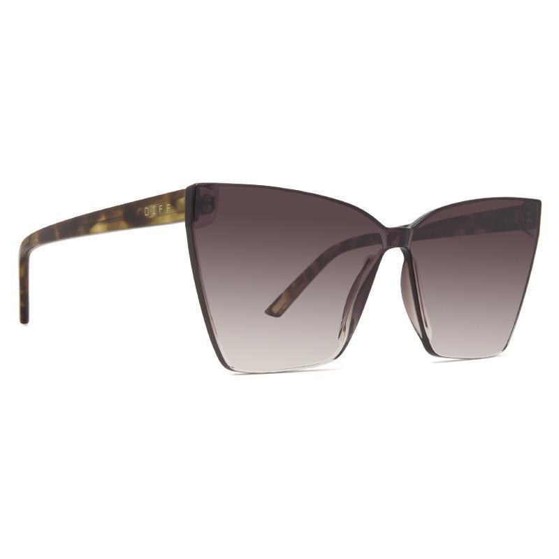 268404bef0 DIFF Goldie - Moss Havana + Brown Gradient in Brown - Lyst