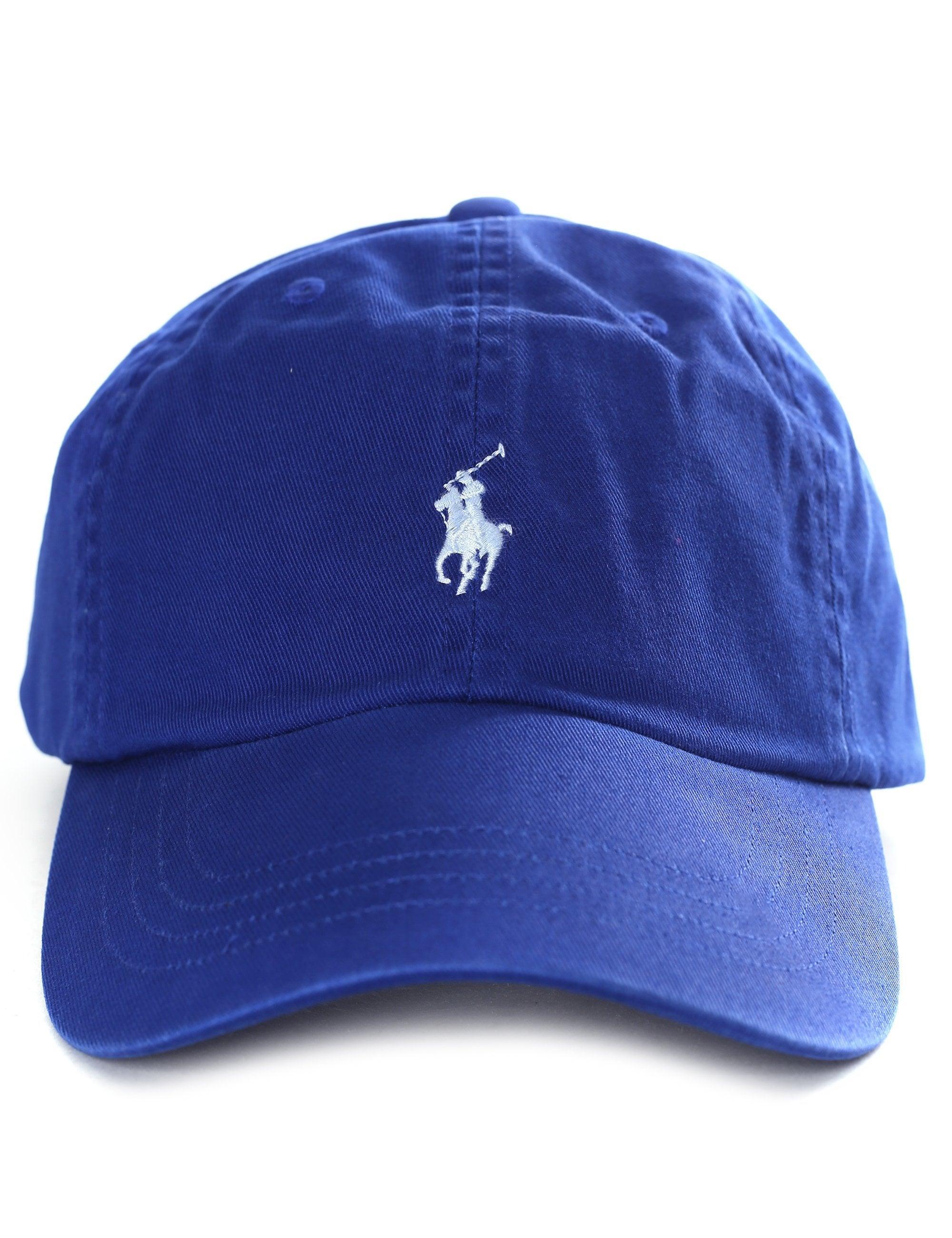 c5dc8c2623e Polo Ralph Lauren Men s Classic Sport Cap in Blue for Men - Lyst