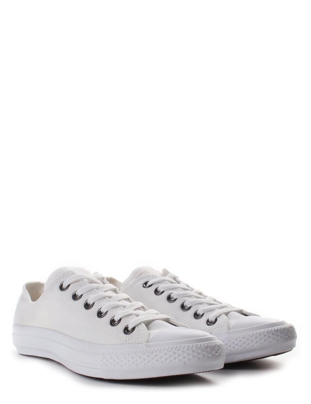 Converse Women s Chuck Taylor All Star Sneaker White Monochrome in White -  Lyst c0d3042885298