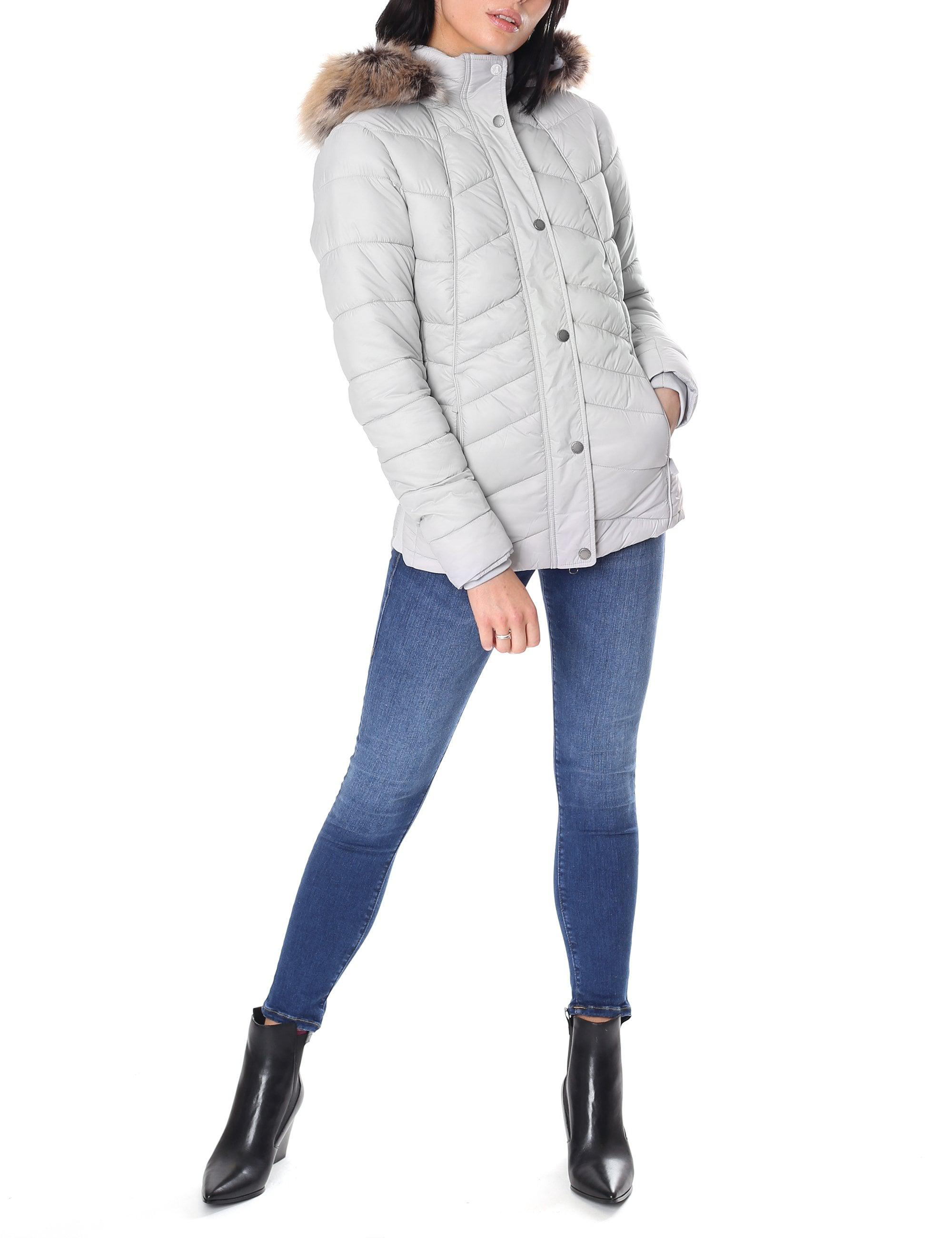 6258fc8598ea Barbour Women s Bernera Quilt Jacket Ice White in White - Lyst