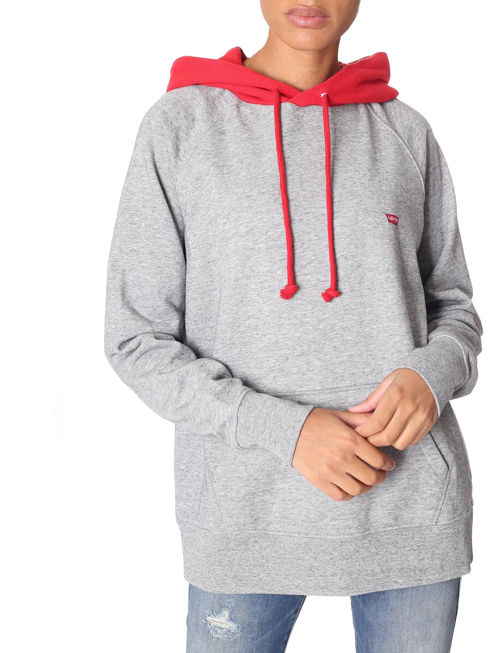feb0bed2c4c Levi's Gray Sportswear W Hoodie