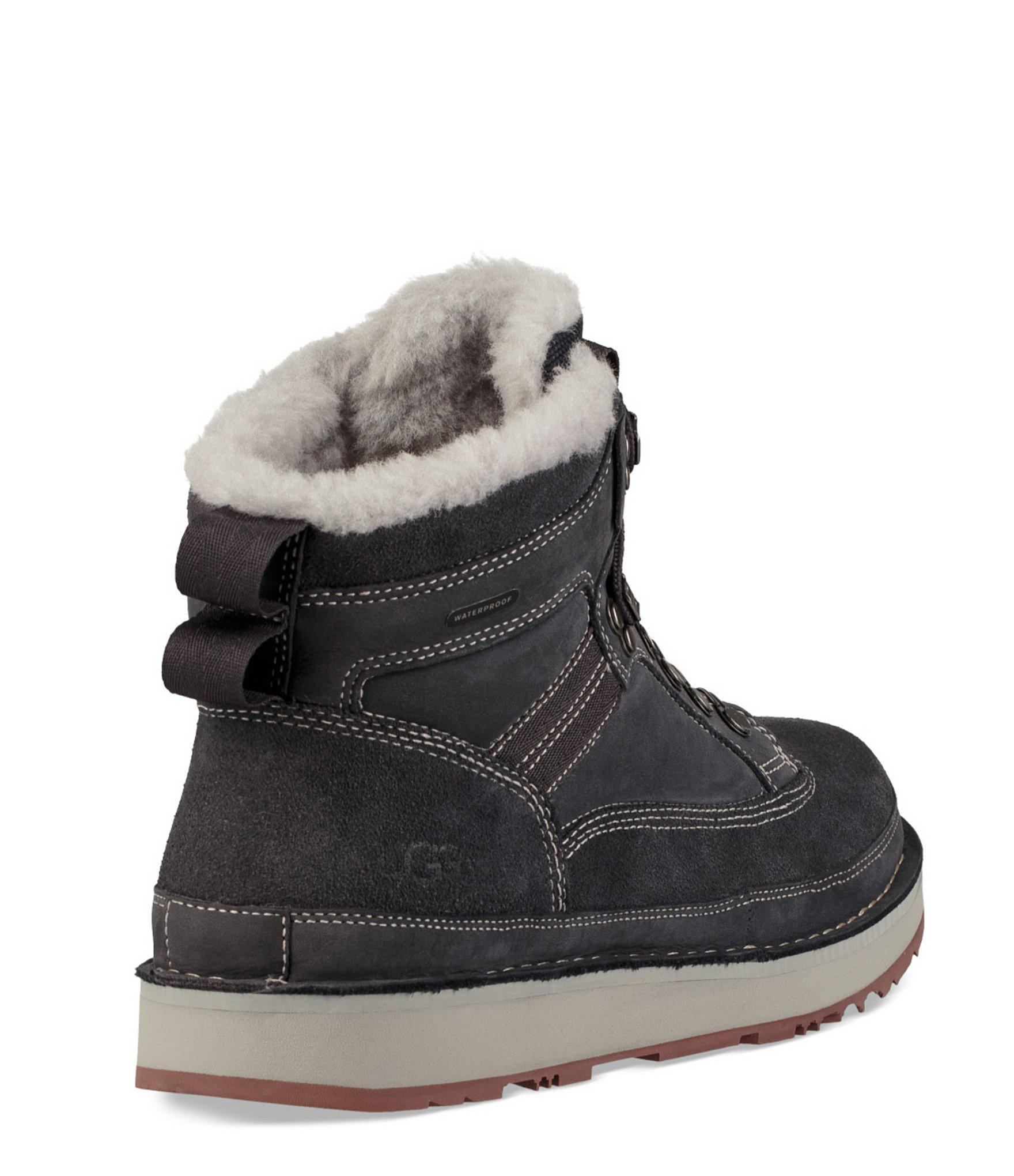8e18bd5cc3a Ugg Multicolor Men's Avalanche Waterproof Nubuck And Suede Hiker Boot for  men