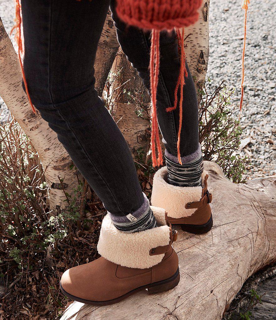 d424885ab82 Ugg Black ® Aldon Boots