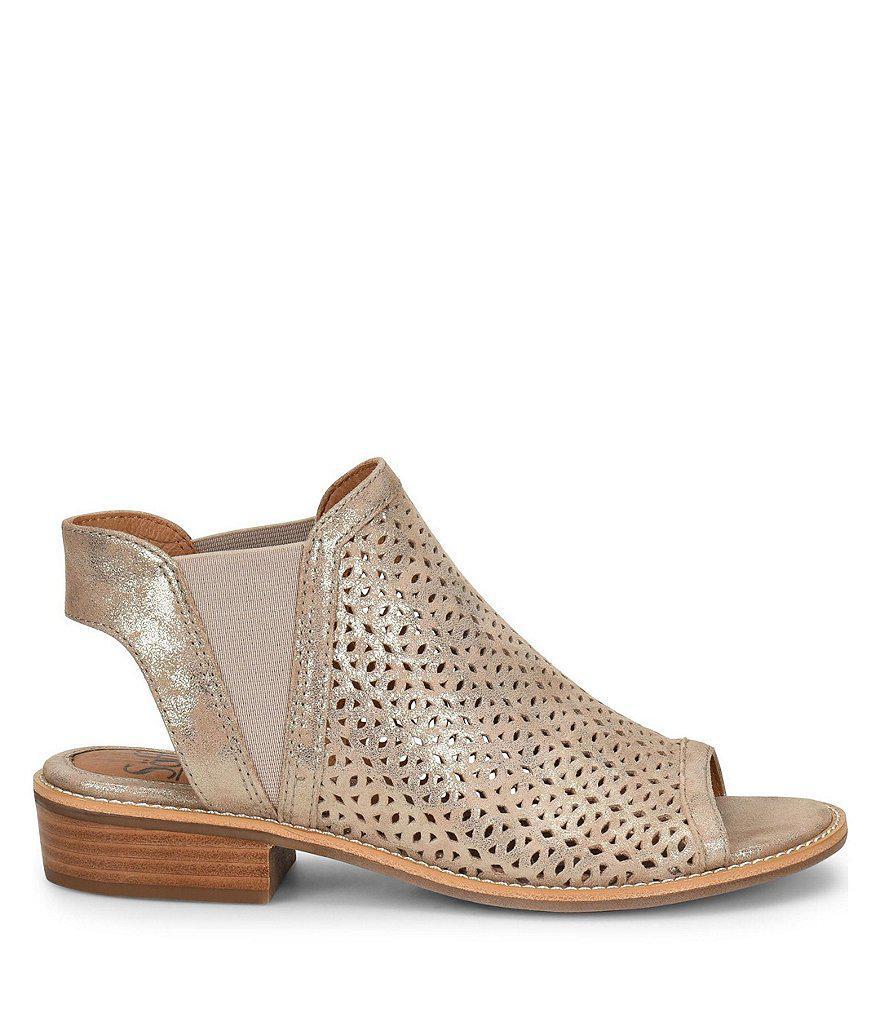 Nalda Block Heel Sandals XVsJa