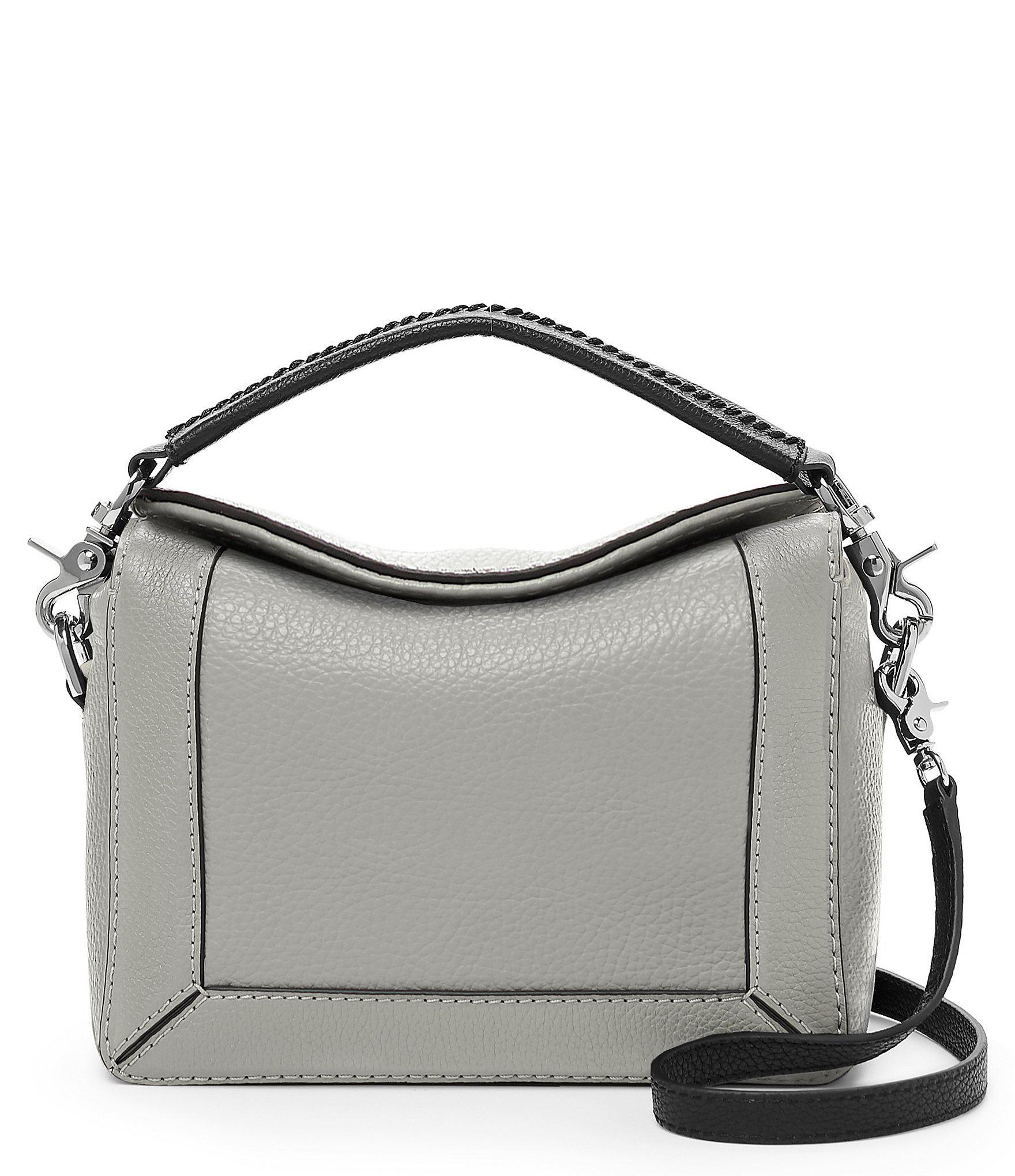 154079db666d9c Botkier Barrow Top-handle Cross-body Bag in Gray - Lyst