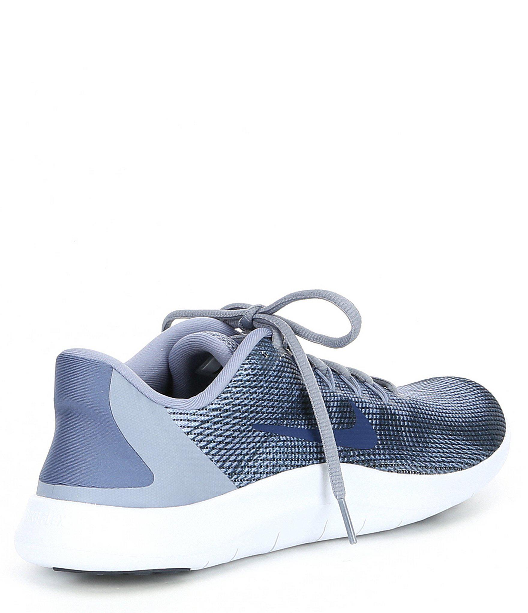 7e706107d5f63 Nike - Blue Men s Flex 2018 Rn Running Shoes for Men - Lyst. View fullscreen