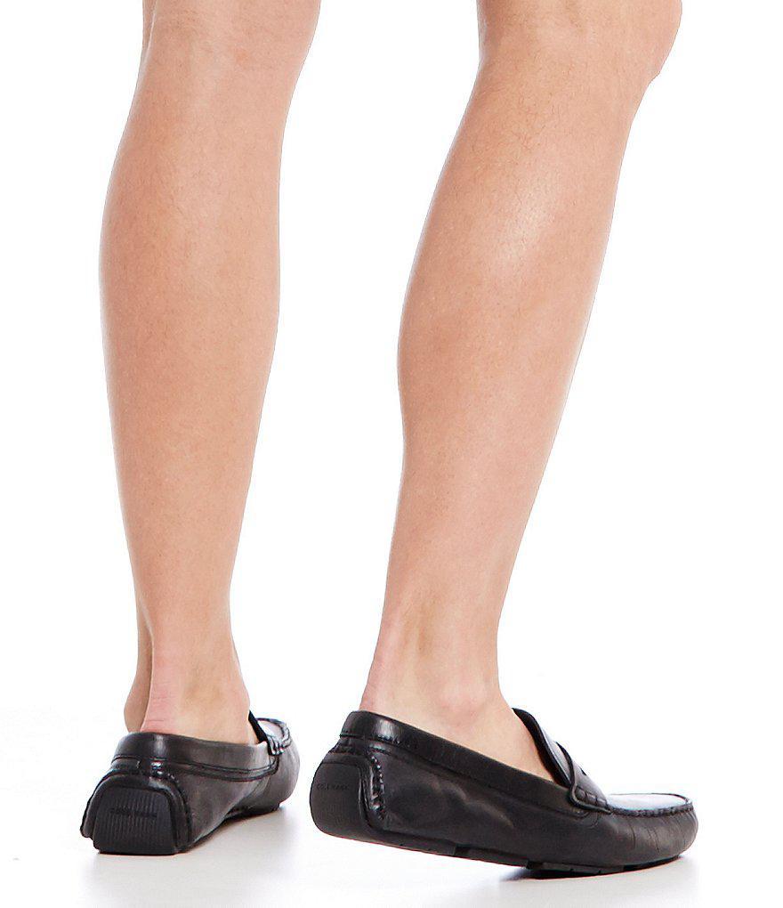 Cole Haan Men ́s Kelson Penny Loafers in Black for Men - Lyst